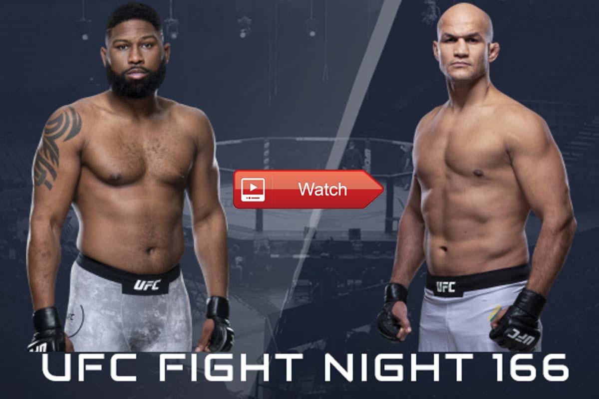 UFC Fight Night 166 live stream Reddit