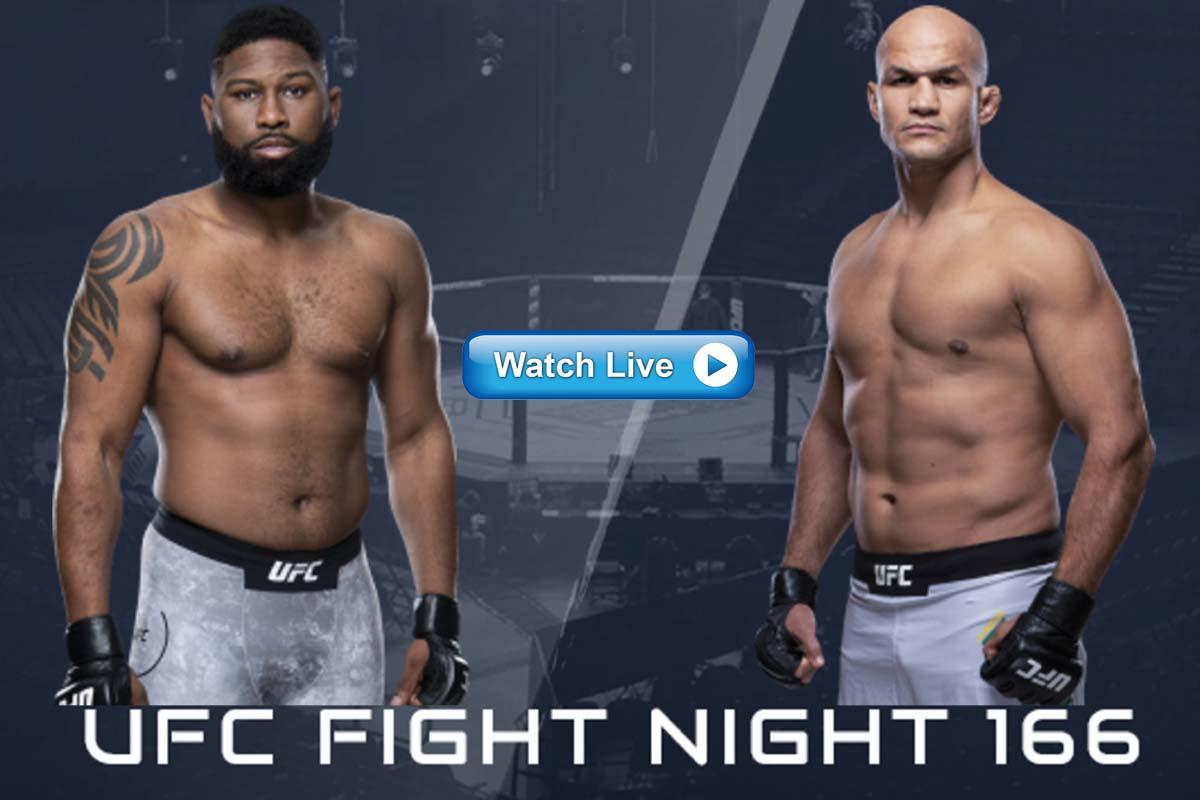 UFC Fight Night 166 live streaming Reddit