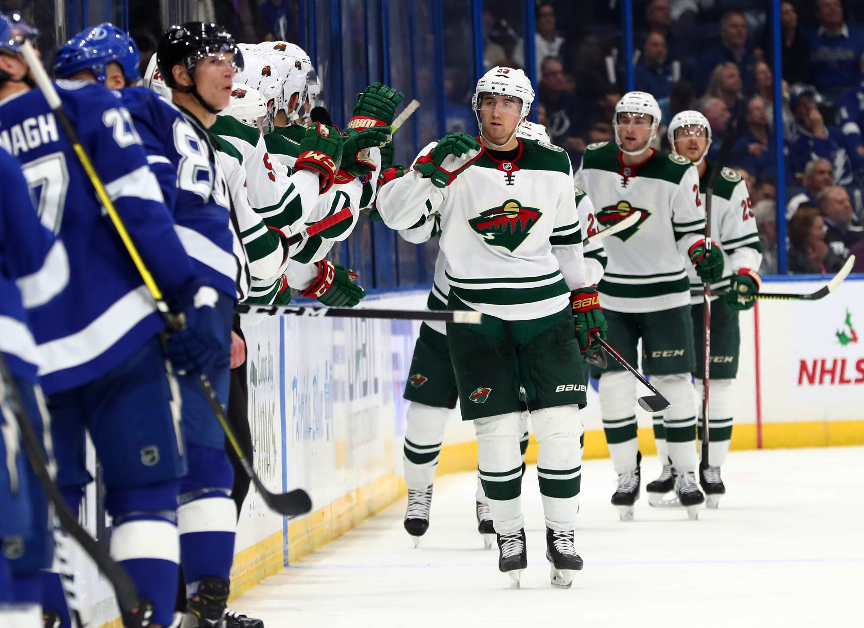 Game Preview: Minnesota Wild vs. Tampa Bay Lightning 1/16/20 @ 7:00PM CST at Xcel Energy Center