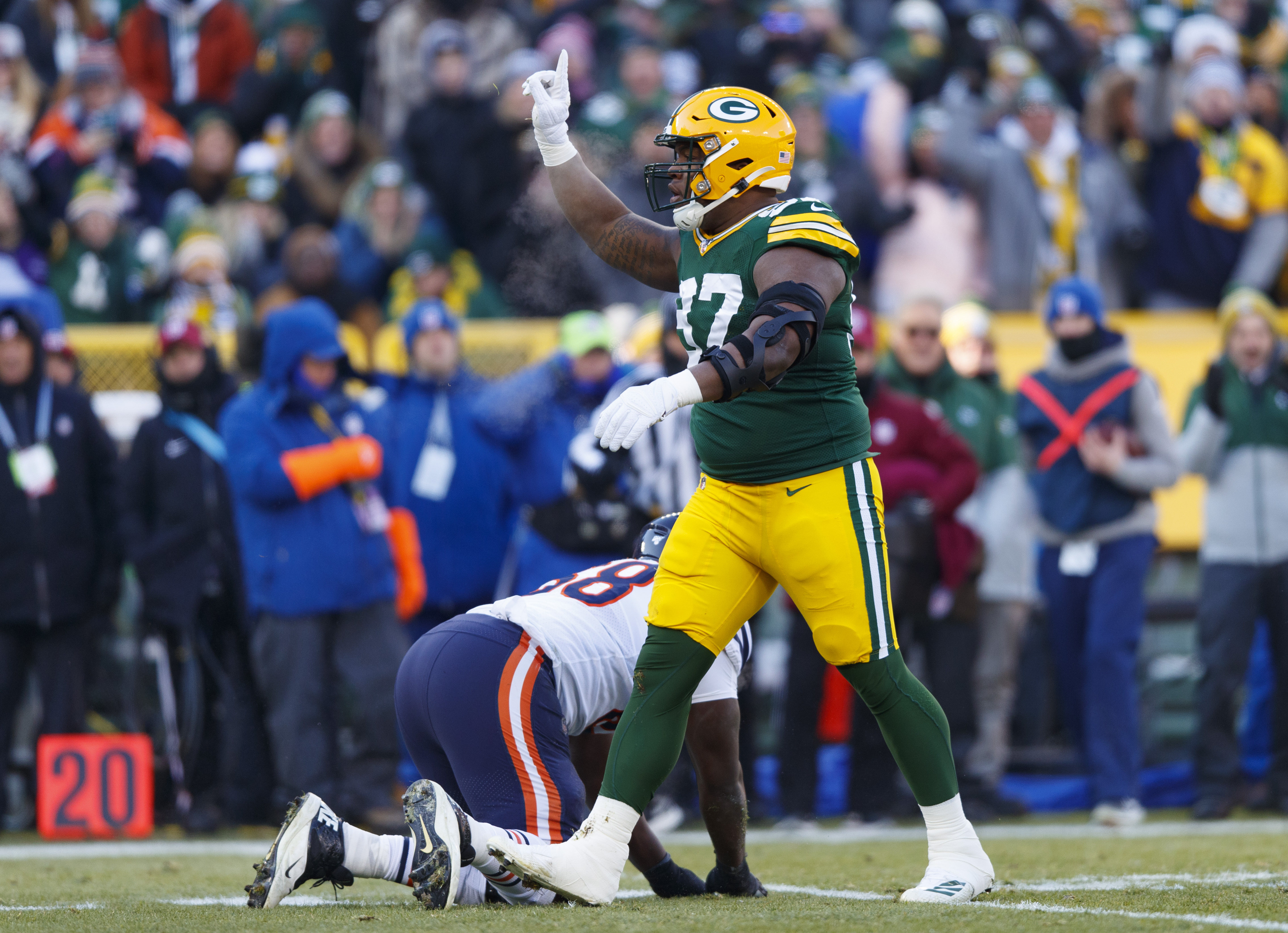 Analyzing the Players That Will Have to Play Their Best for the Packers to Make a Playoff Run