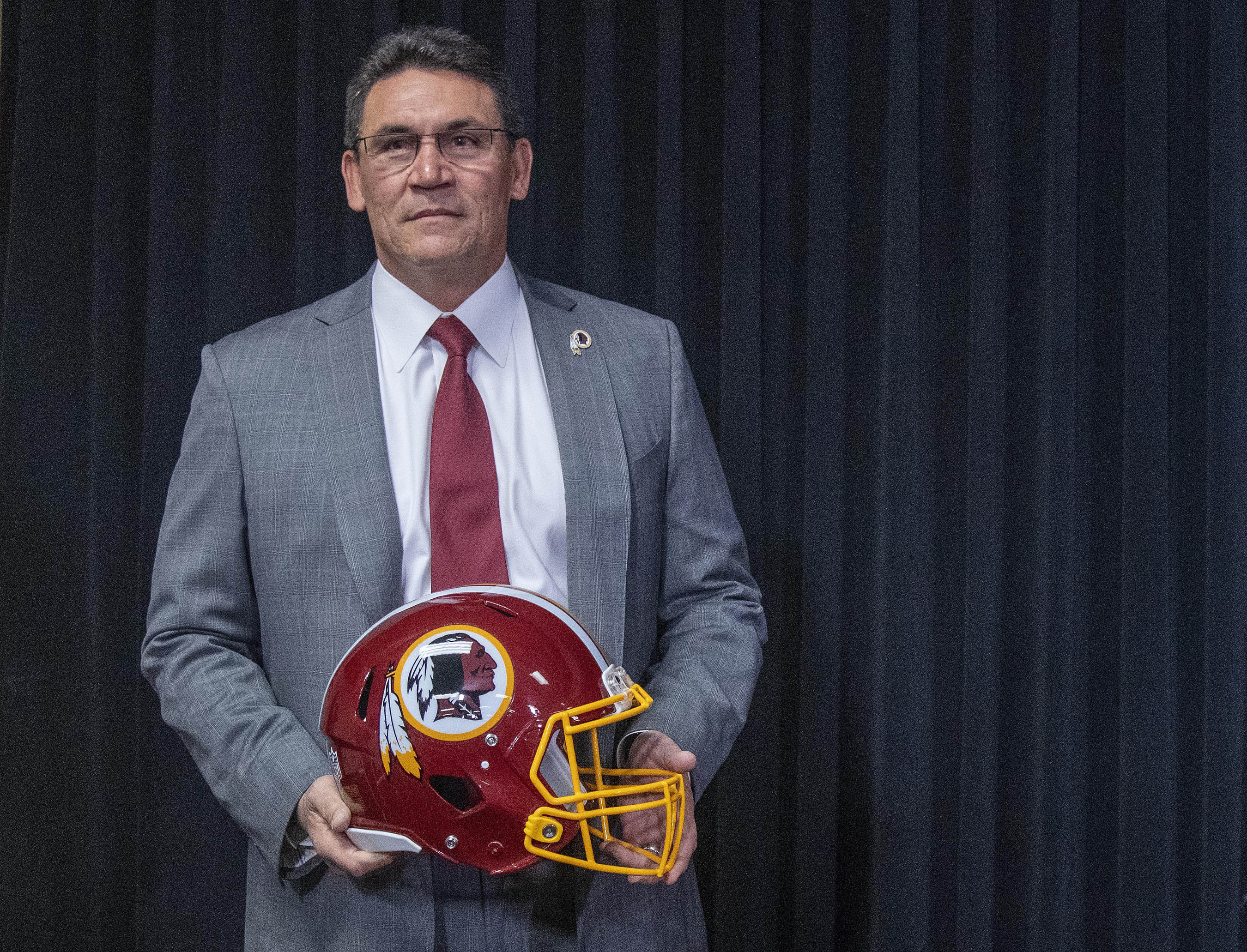 Ron Rivera vows to instill 'player-centric culture' in Washington