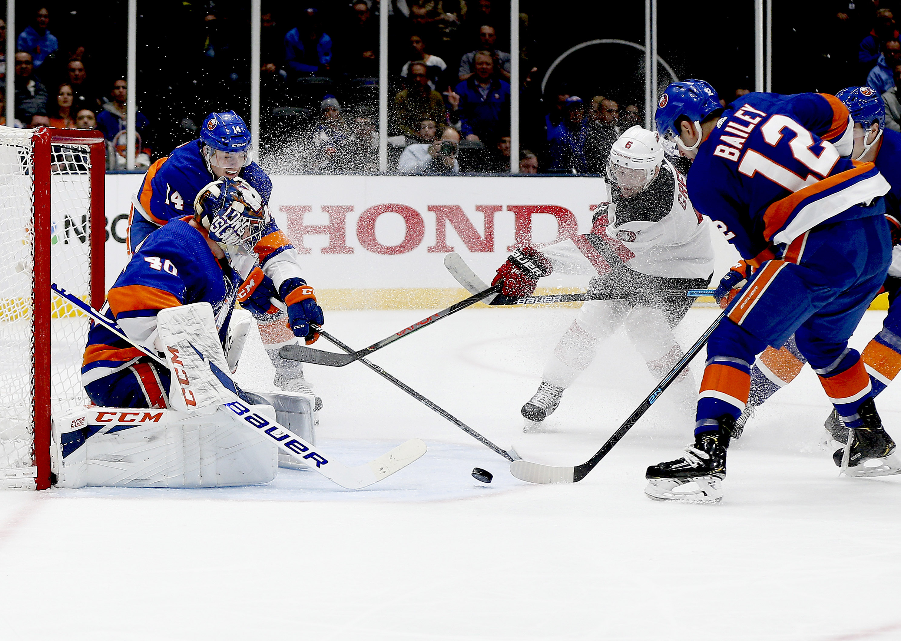 Three takeaways from Isles 2-1 loss to New Jersey