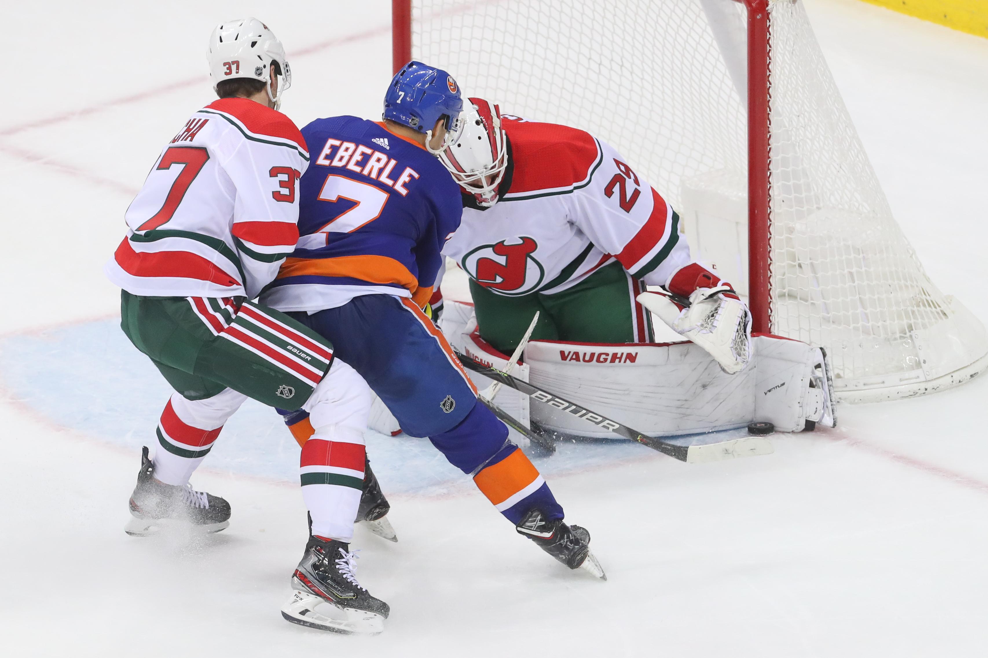 Islanders need Eberle to start scoring more consistently