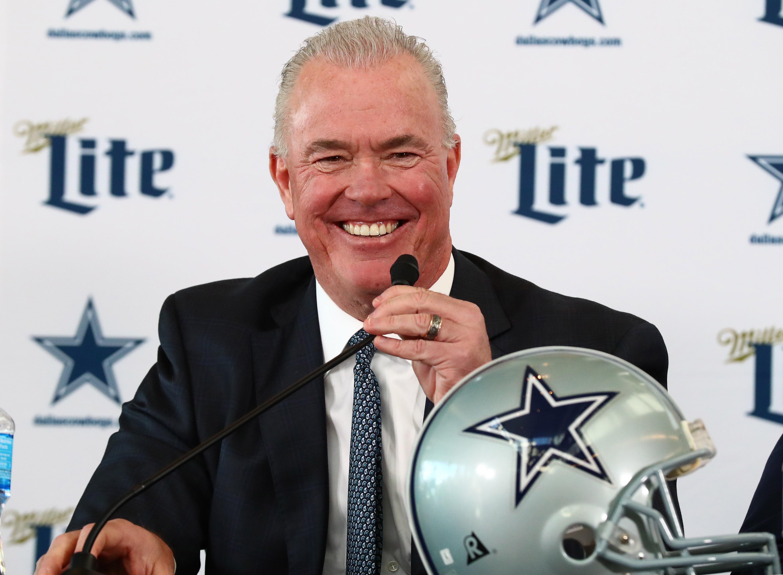 Stephen Jones indicates Cowboys are 'all in' on Dak Prescott, plan to re-sign Amari Cooper