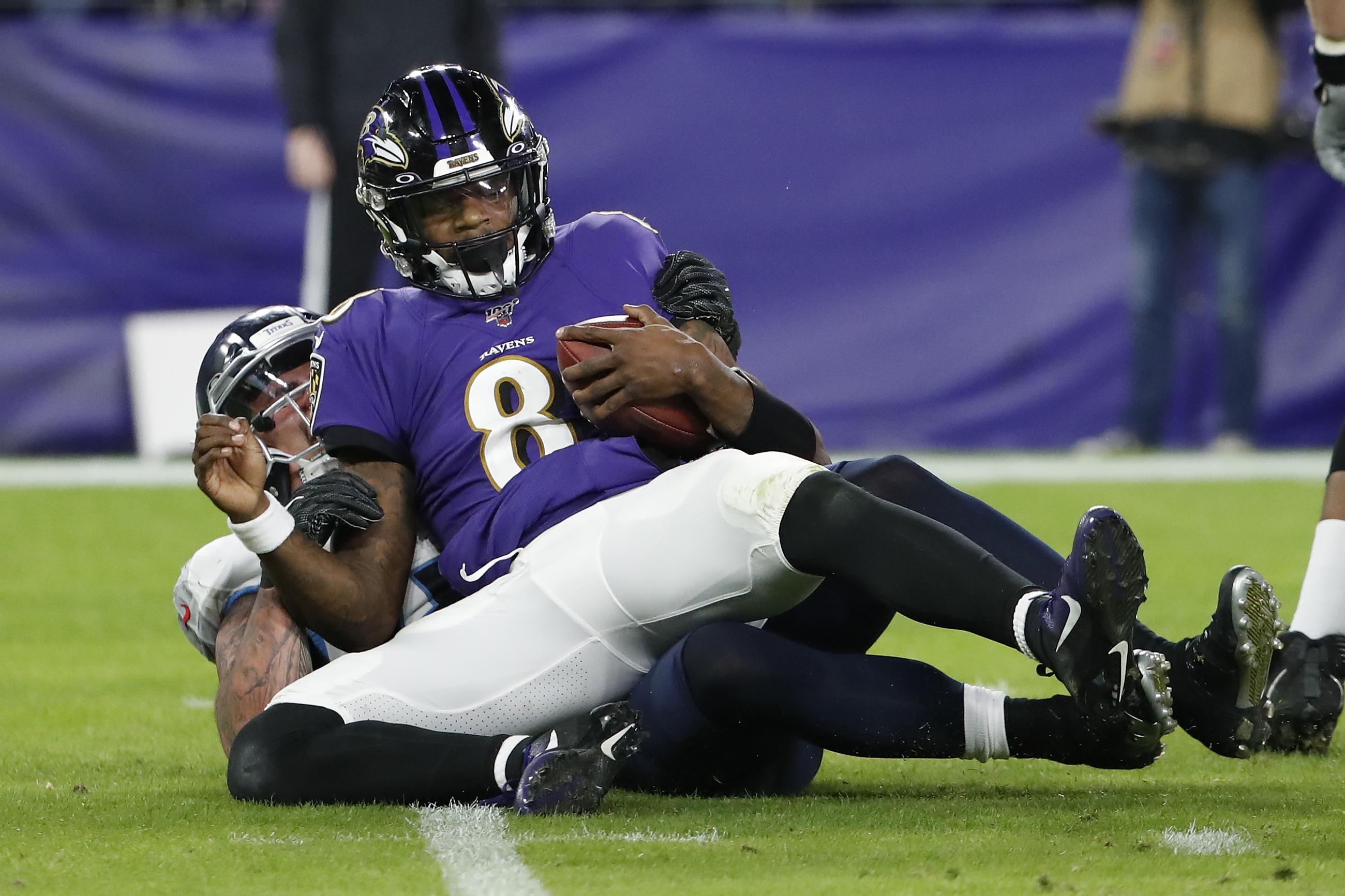 It's happening... Ravens open 2020 vs. Browns
