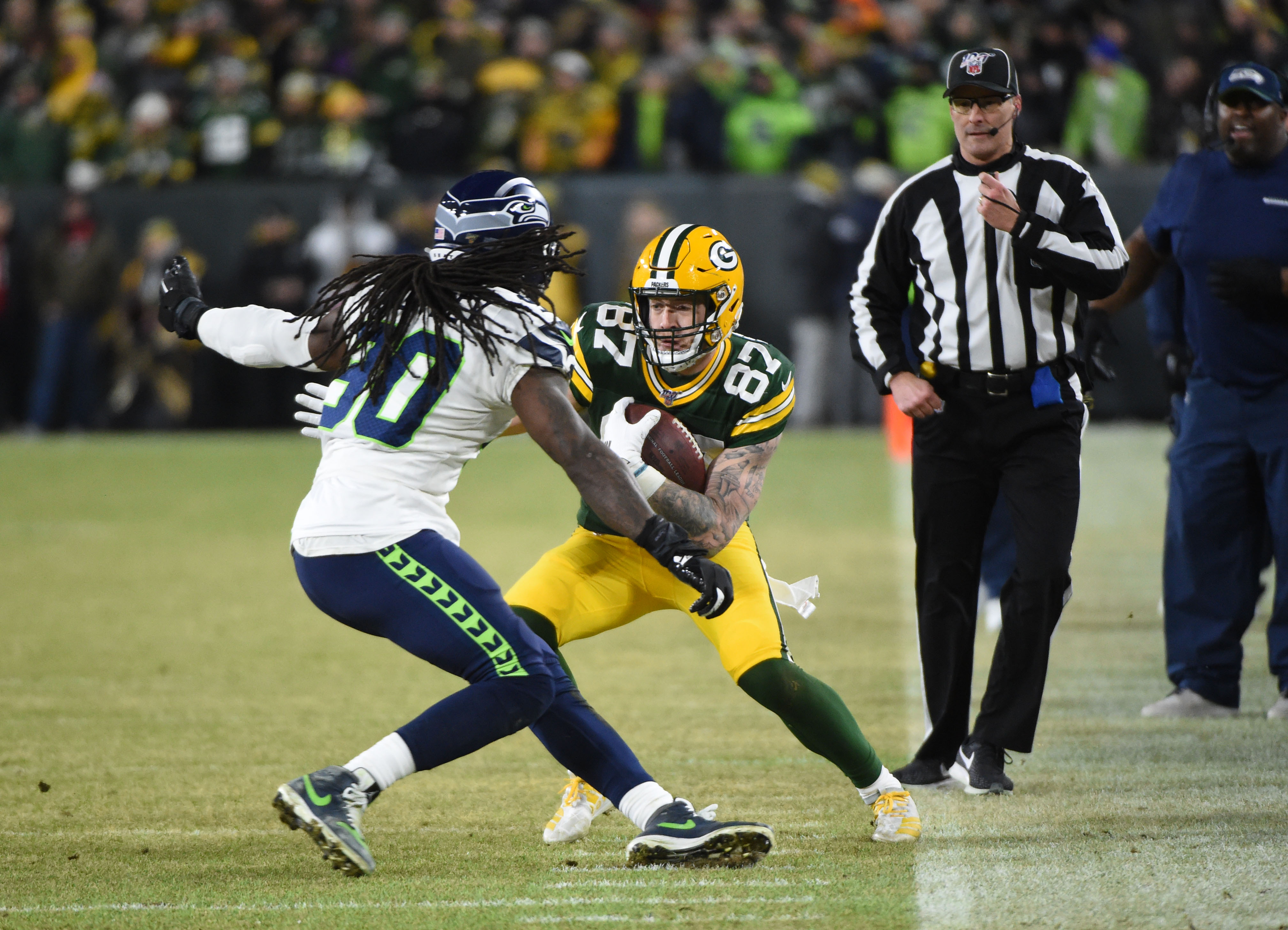 Five Packers Role Players Who Made a Difference vs the Seahawks