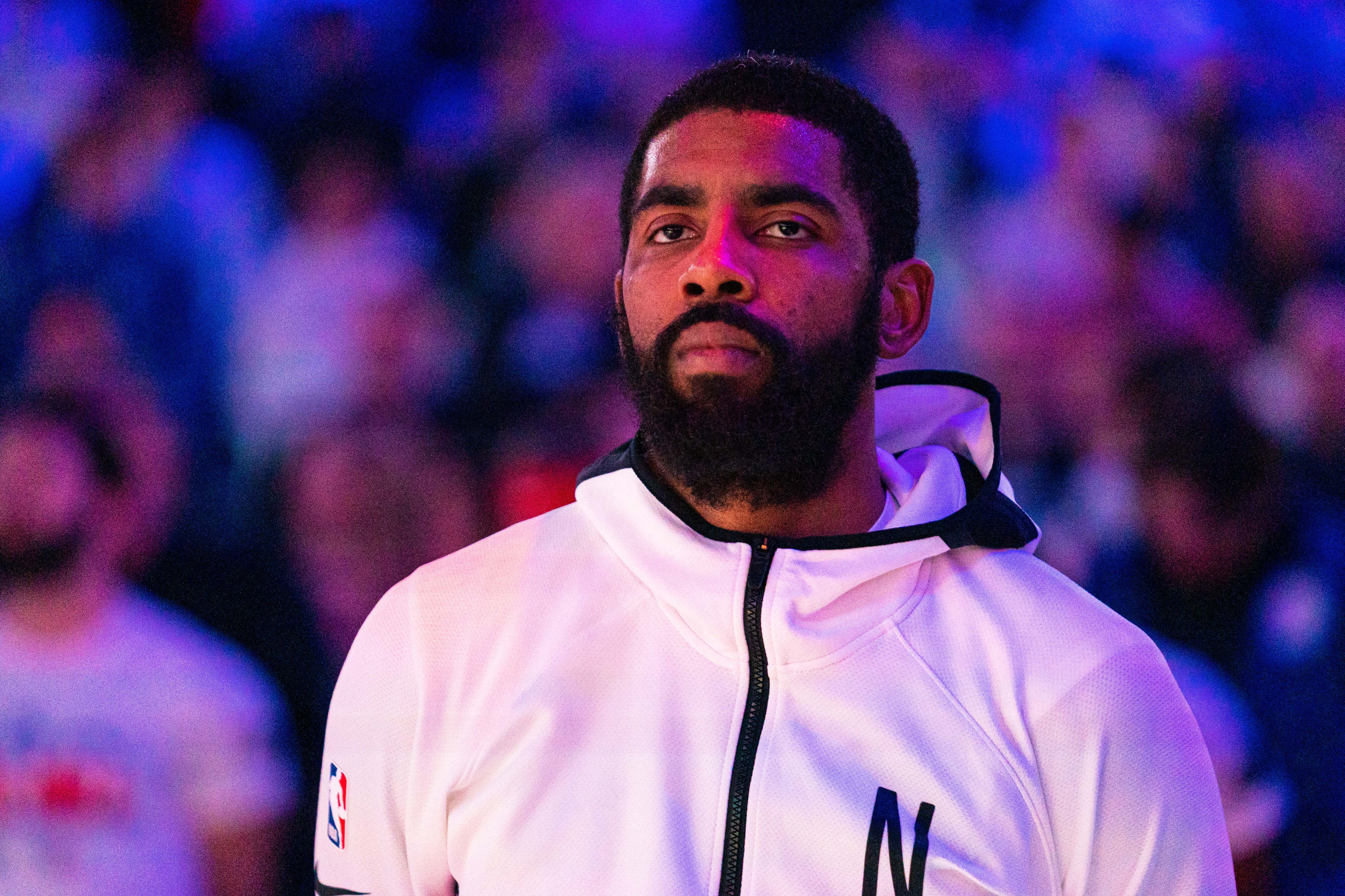 Kyrie Irving to Heat was a draft night rumor on Wednesday