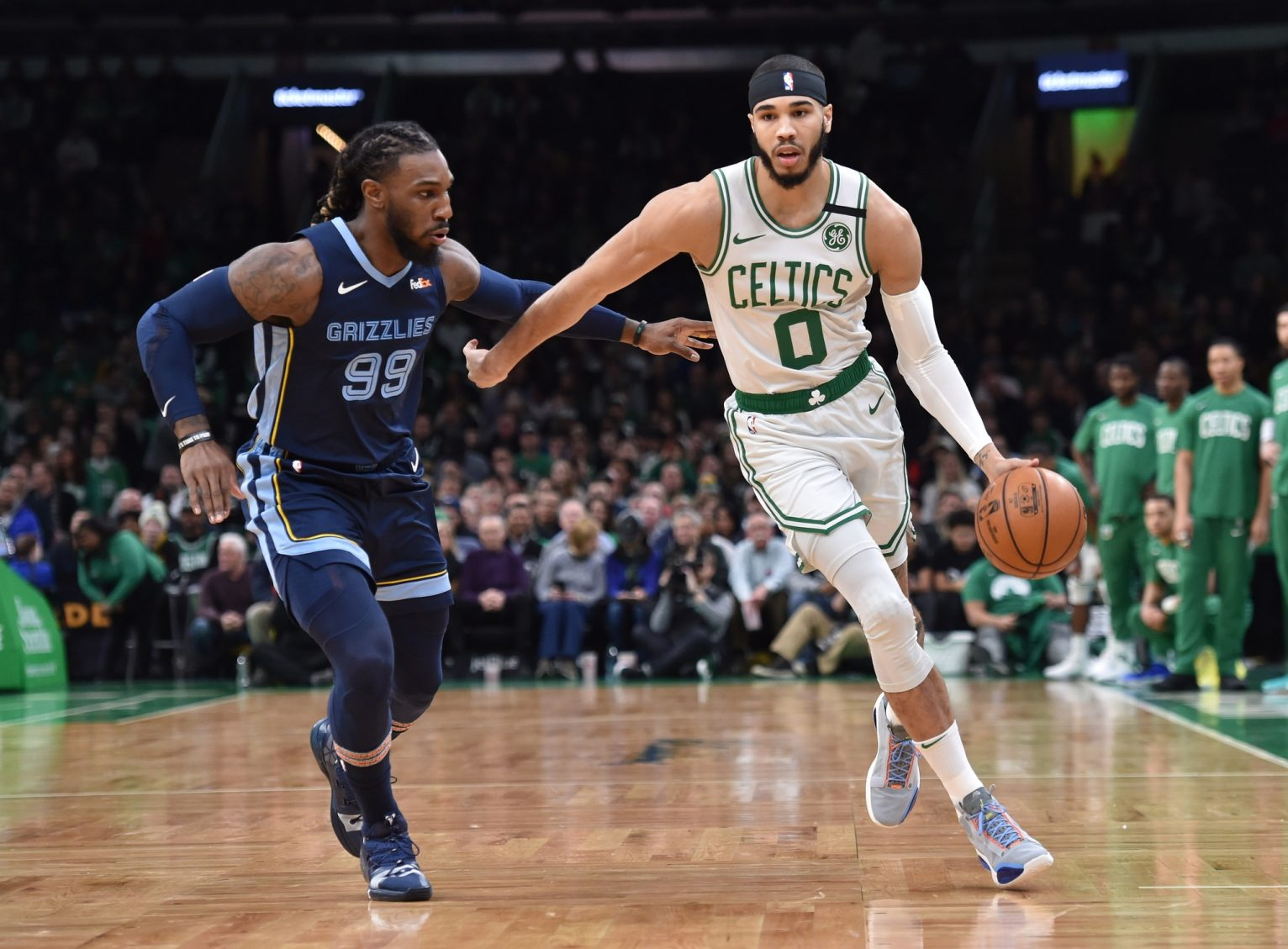 Rapid Recap: Celtics lure young Grizzlies into arena-sized bear trap for blowout win