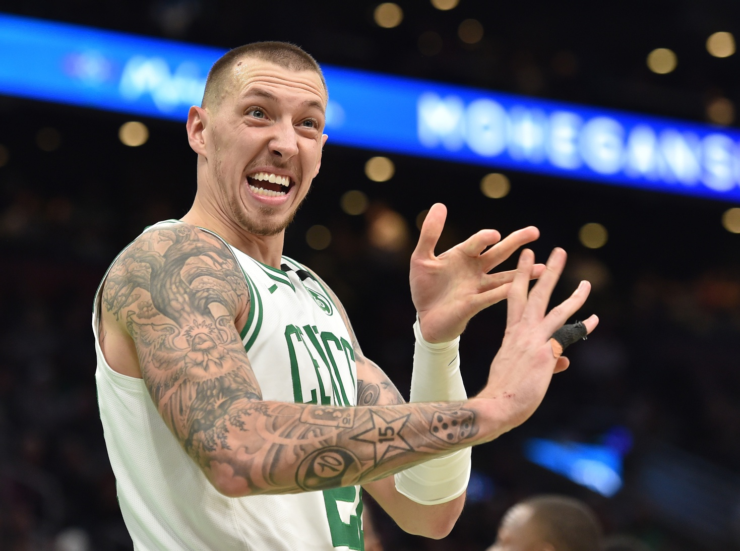 Daniel Theis has been a different guy these past 10 games