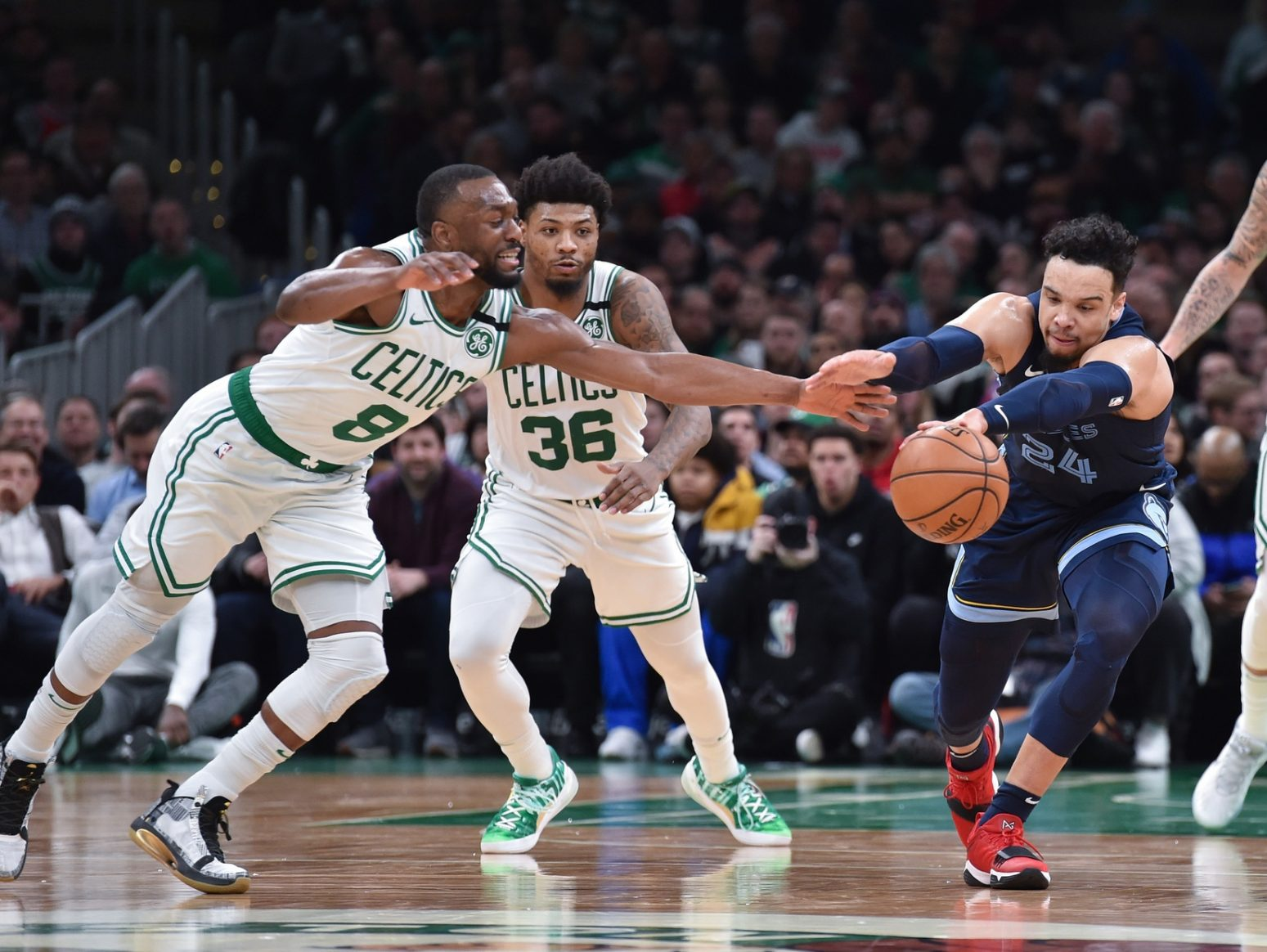 Five rational thoughts following the Celtics' dominant win over the Grizzlies