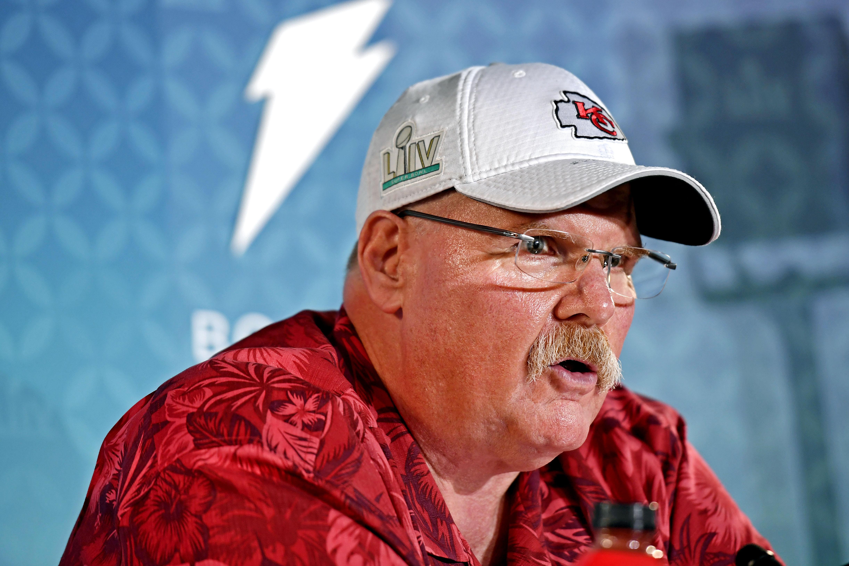 Andy Reid has high praise for Seahawks CB Richard Sherman