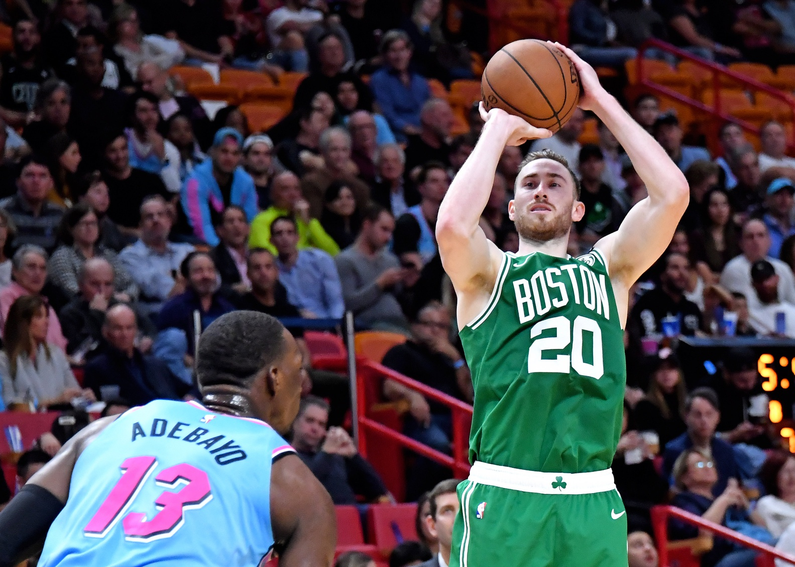 Your Morning Dump... Will the real Gordon Hayward please stand up?