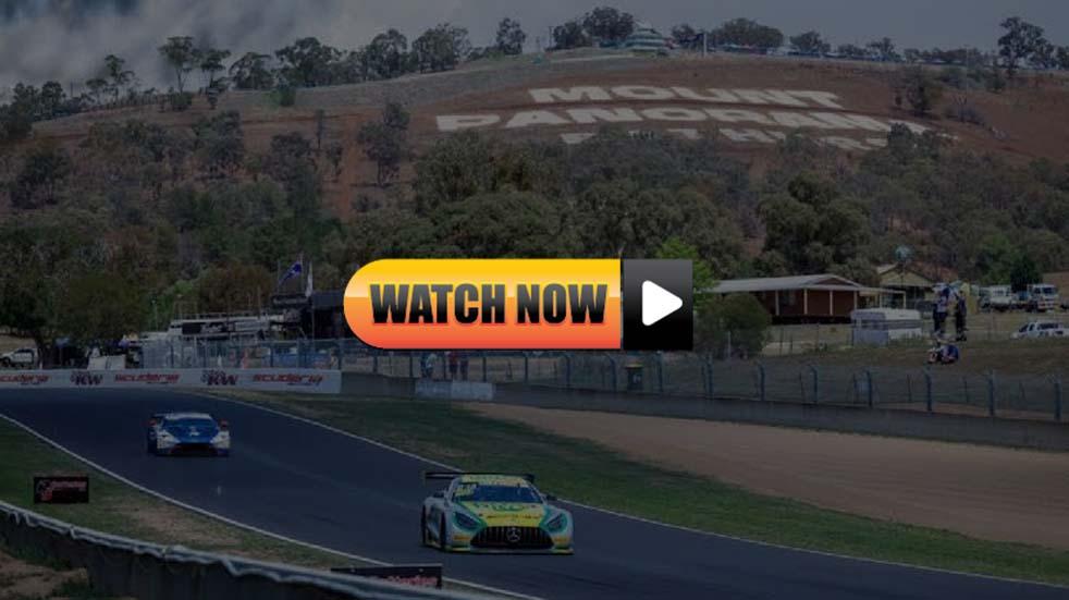Bathurst 12 Hour Live Stream