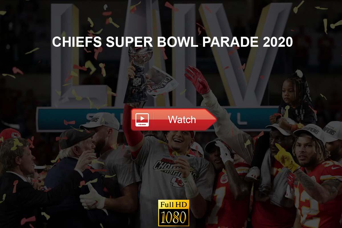 Chiefs Super Bowl parade live stream reddit