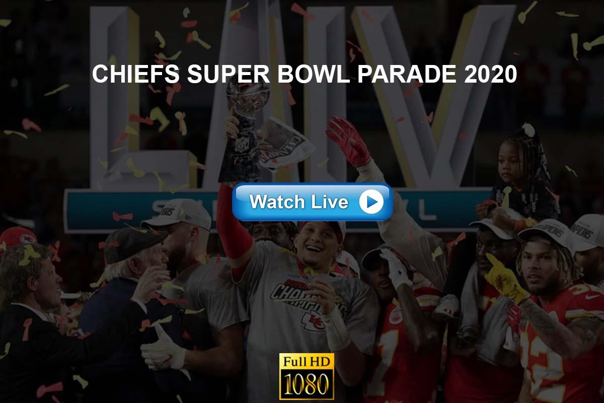 Chiefs Super Bowl parade live streaming Reddit