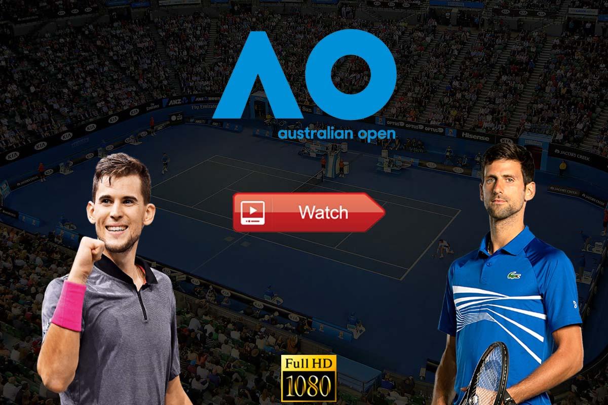 Djokovic vs Thiem Live Stream Reddit