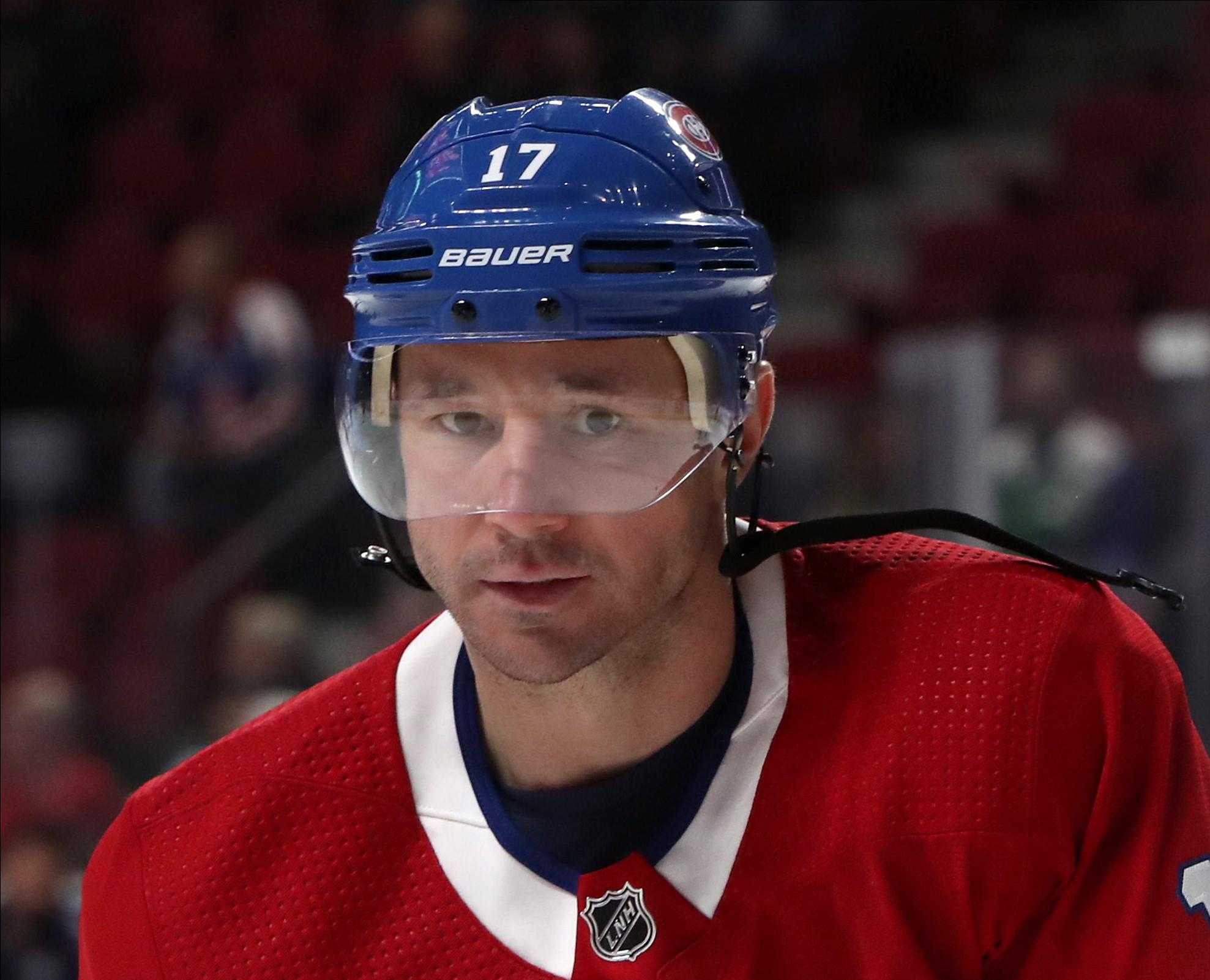 Canadiens trade Ilya Kovalchuk to the Capitals