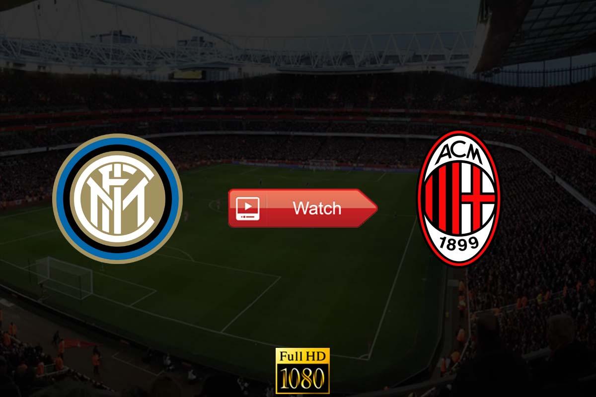 AC Milan vs Inter Milan live stream reddit