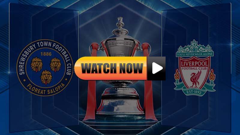 Liverpool vs Shrewsbury Town Live Stream Reddit