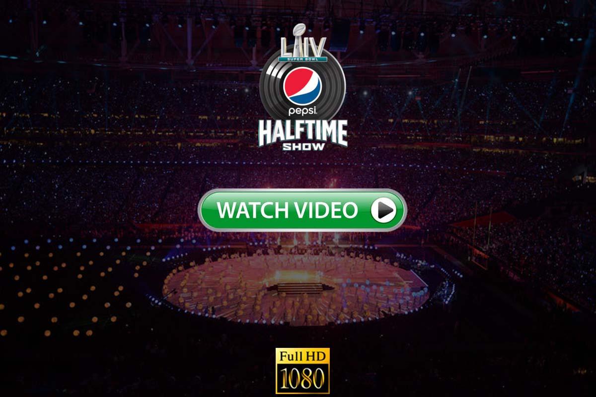 Super Bowl Halftime Show live streaming Reddit