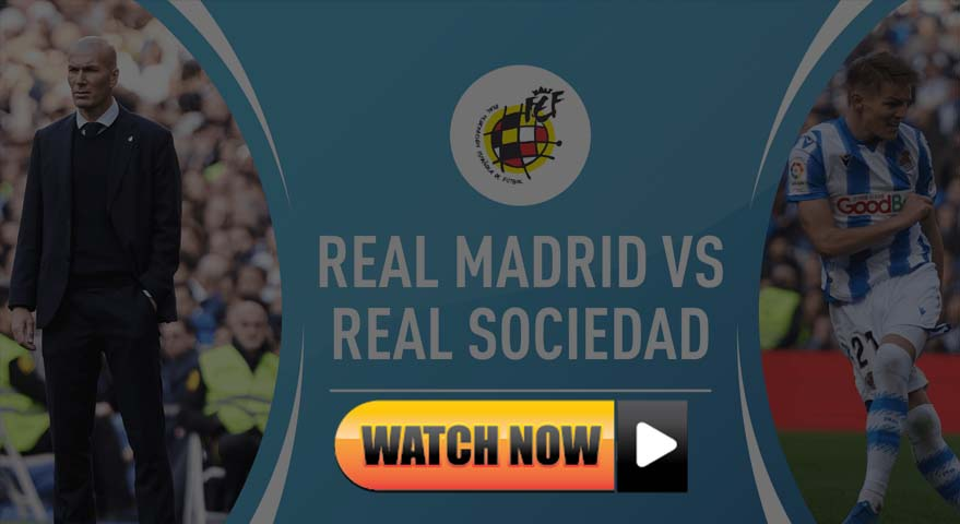 Real Madrid vs Real Sociedad Live Stream Reddit