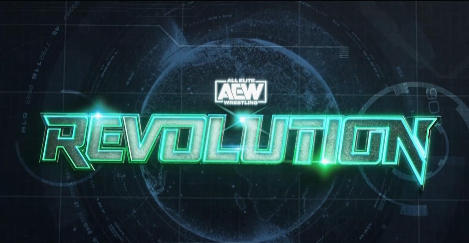 "AEW ""Revolution"" Results (2/29)"