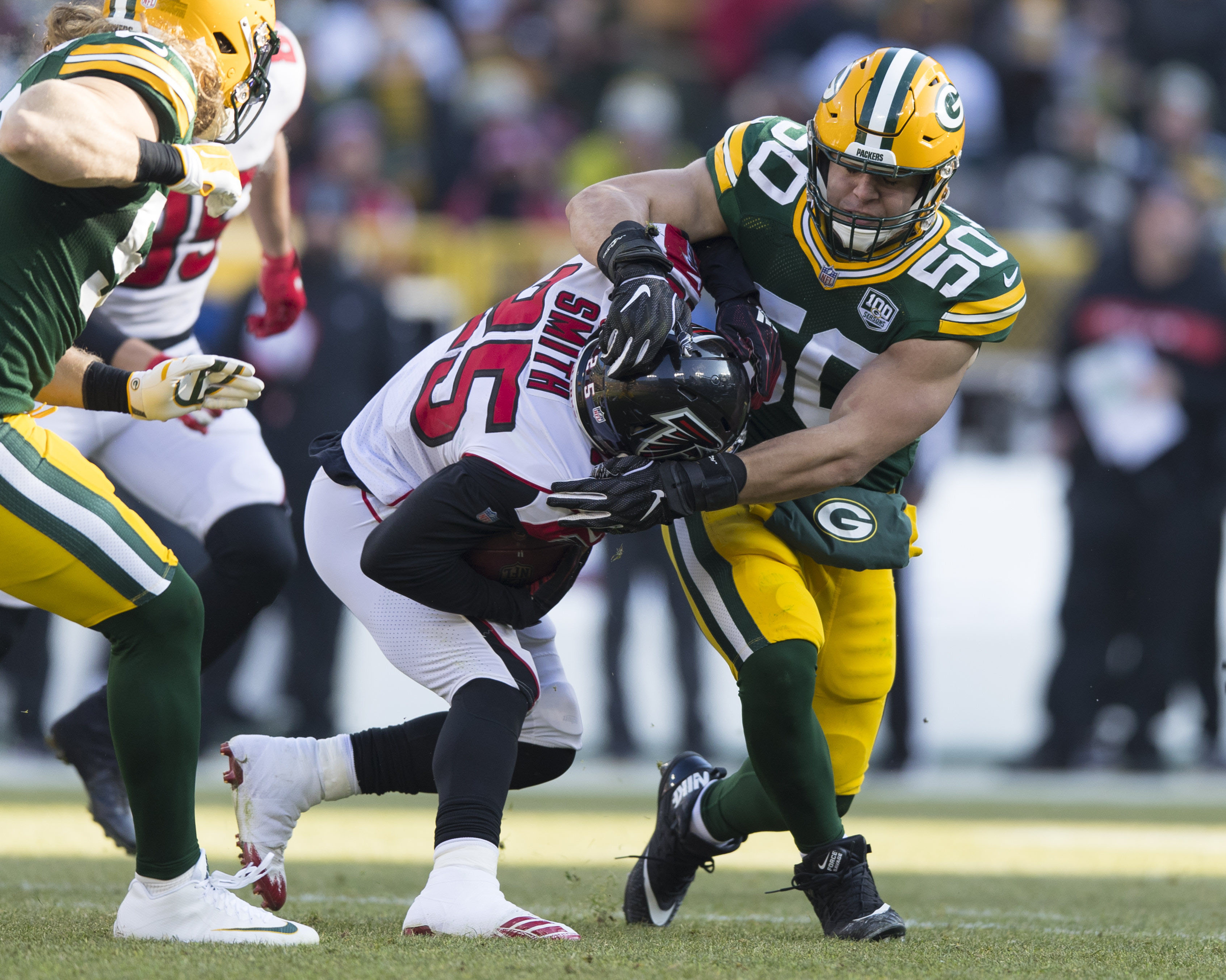 Three Reasons the Packers Should Draft an ILB In Round 1