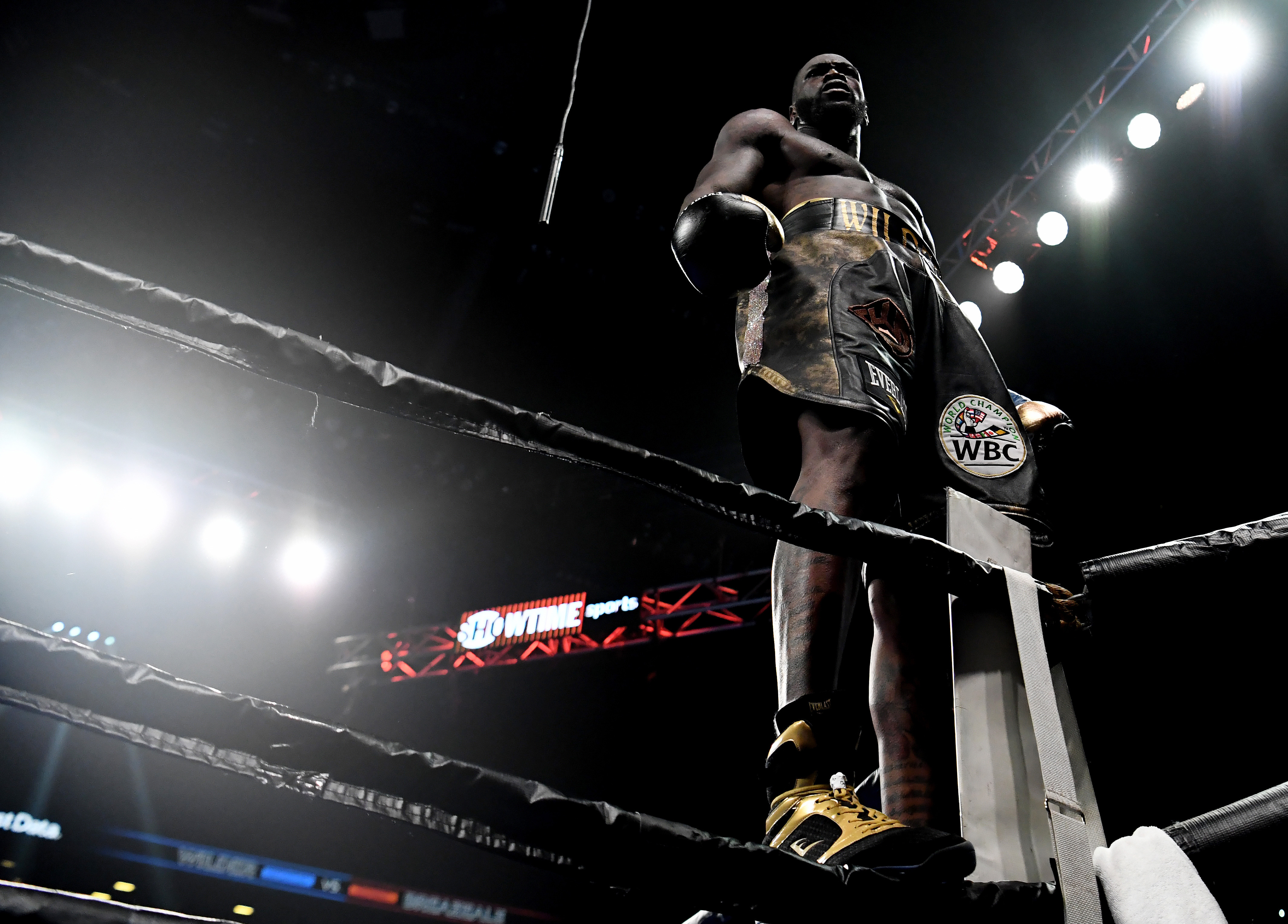 Tyson Fury challenges Deontay Wilder in rematch
