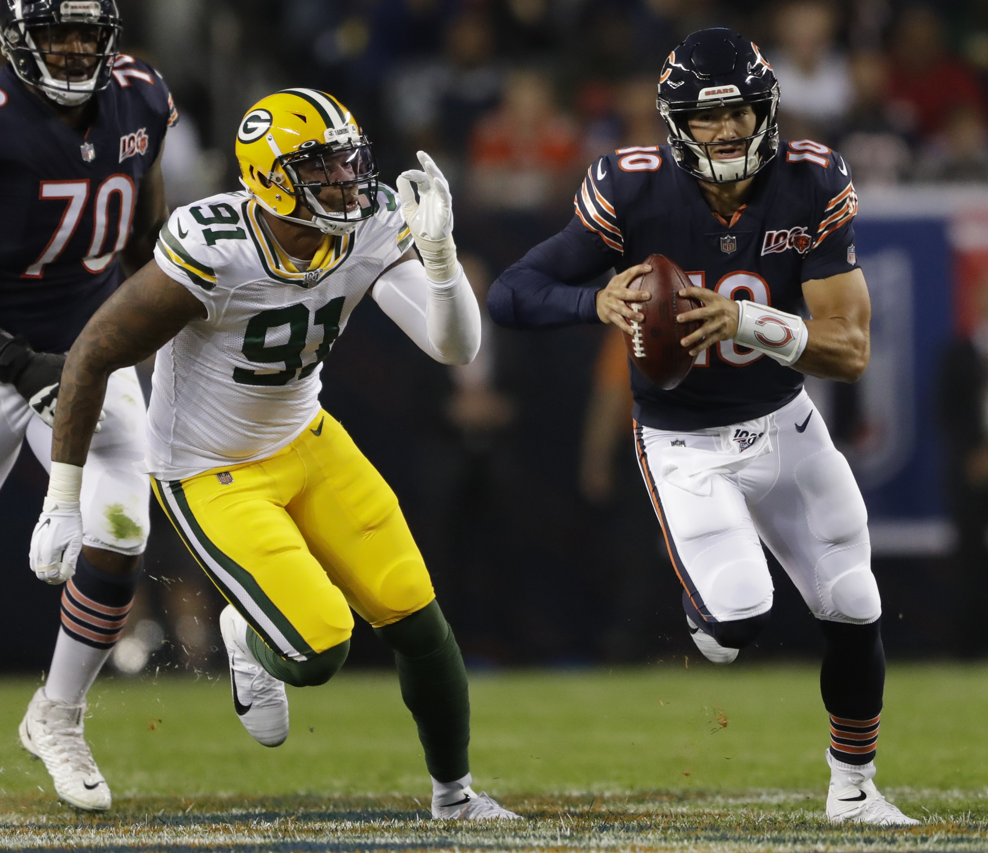 Grading the Packers 2019 Offseason Free Agents and Trades