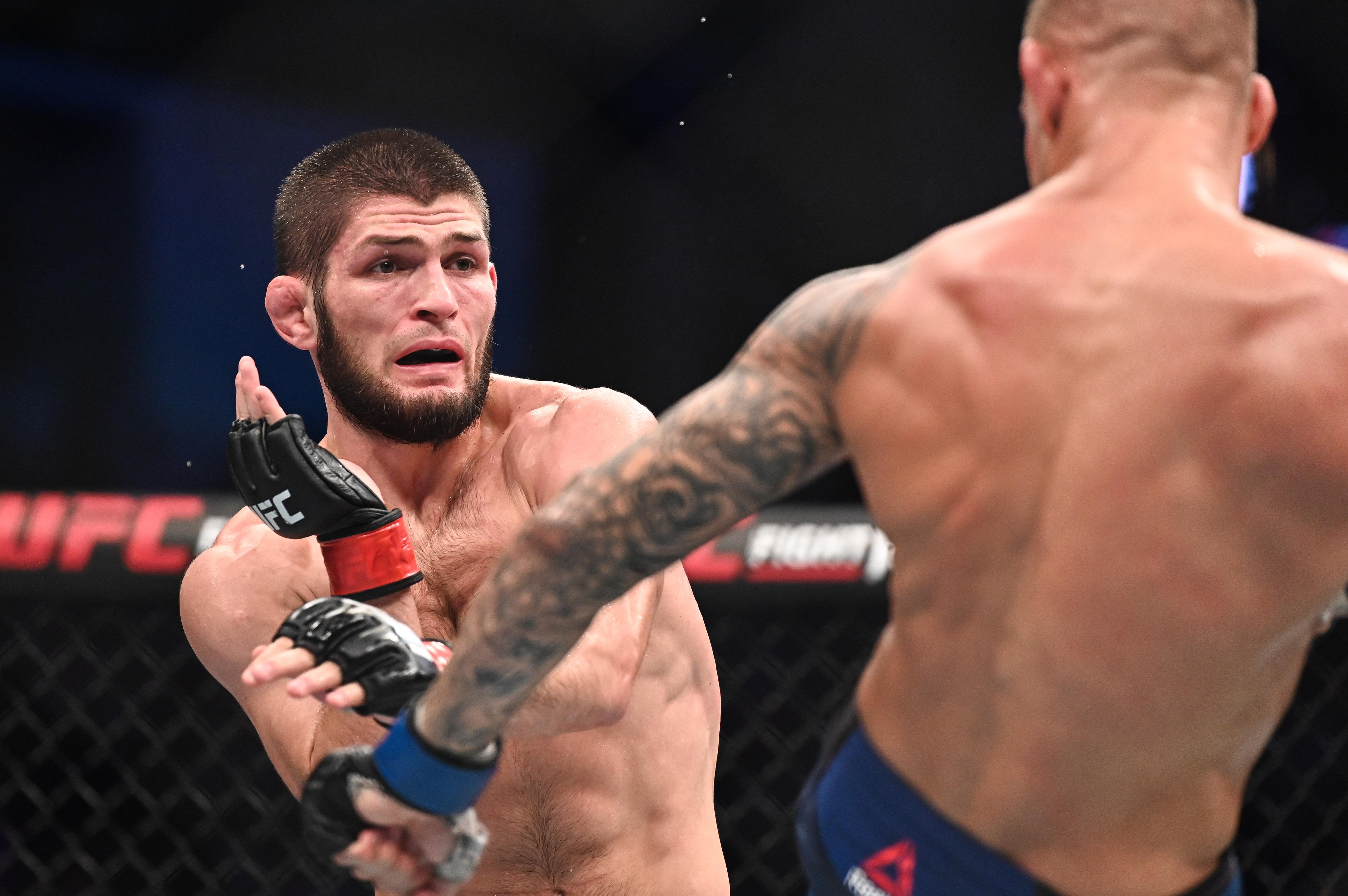 Odds for McGregor/Poirier Next Opponents, Khabib & More