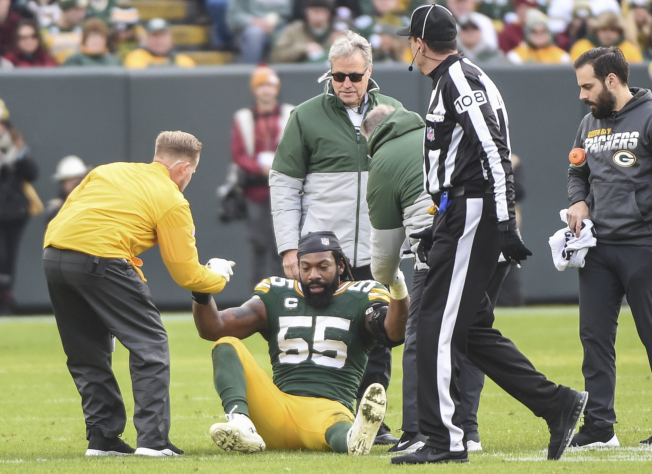 Good Health Contributed to the Packers Success in 2019