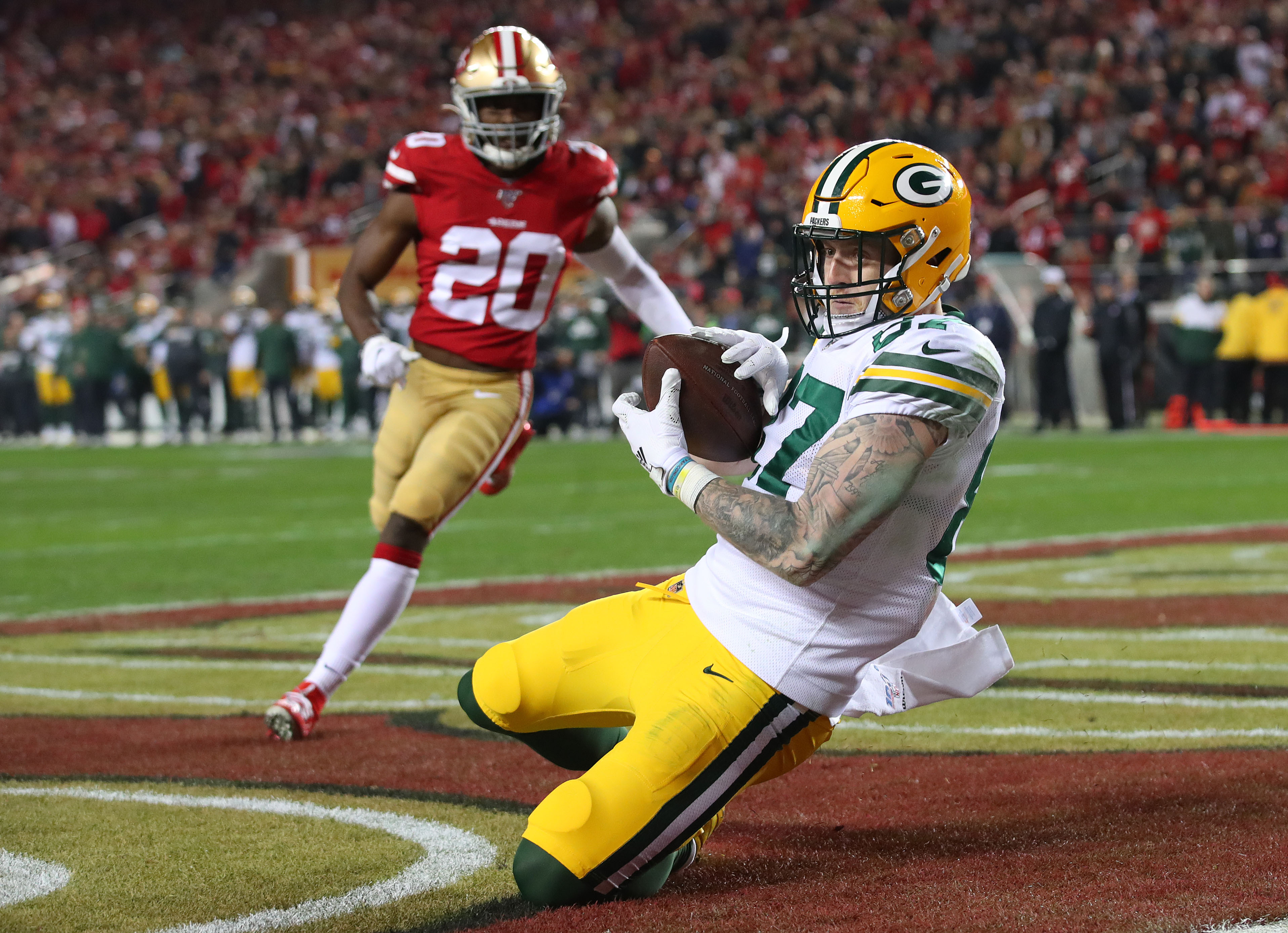 Five Packers Who Should Have Much Bigger Roles in 2020