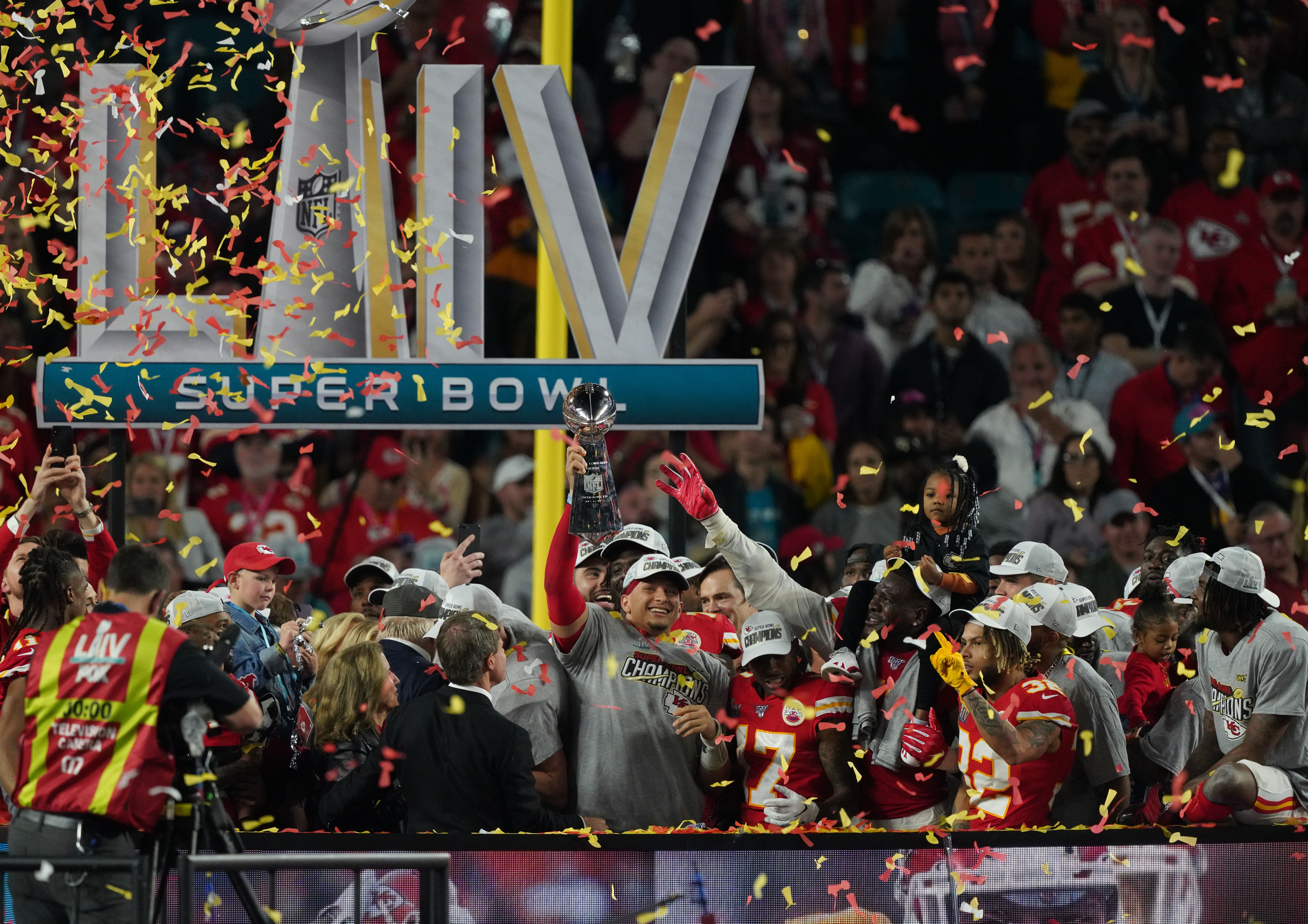 Average ticket price for Super Bowl LIV was absolutely ridiculous