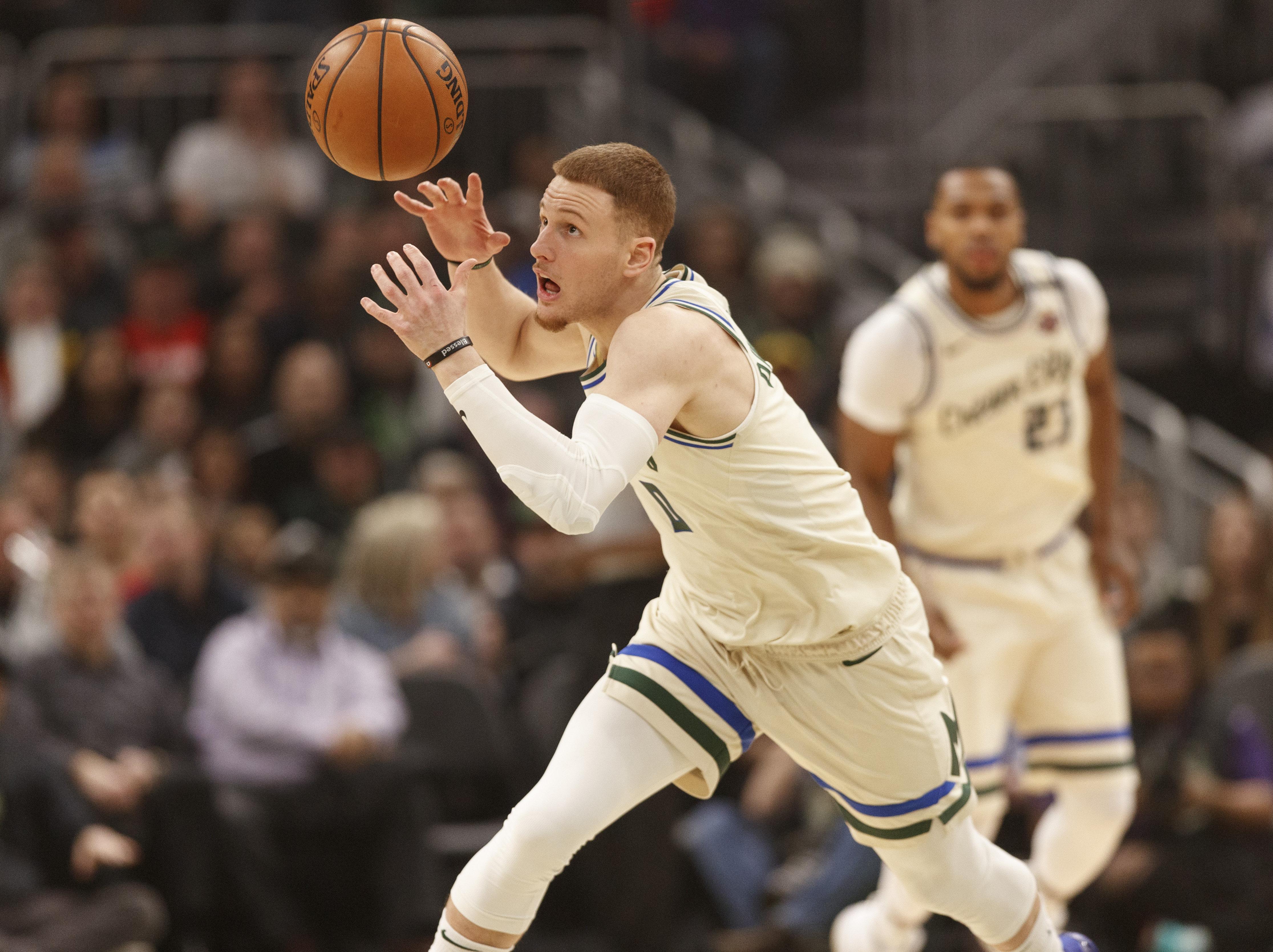 Milwaukee Bucks deserve to be favorite to win NBA title