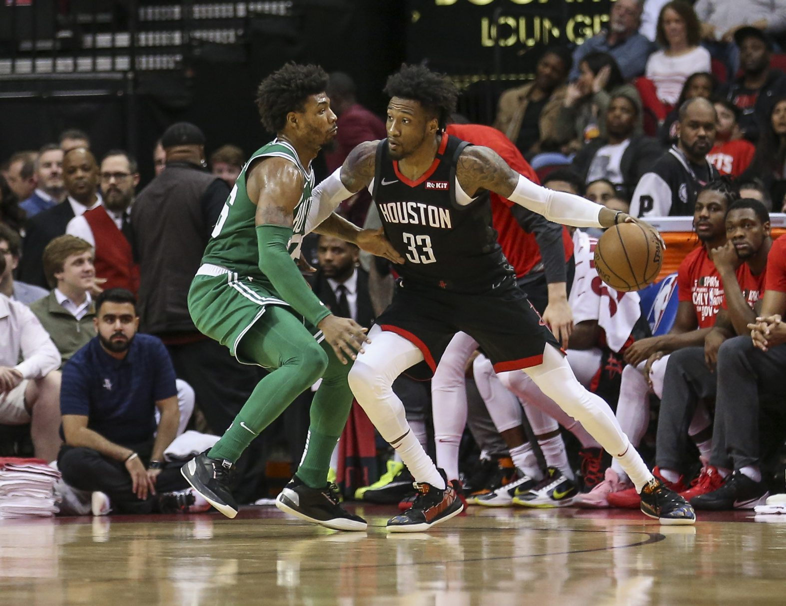 Five rational thoughts following a weird Celtics loss in H-Town