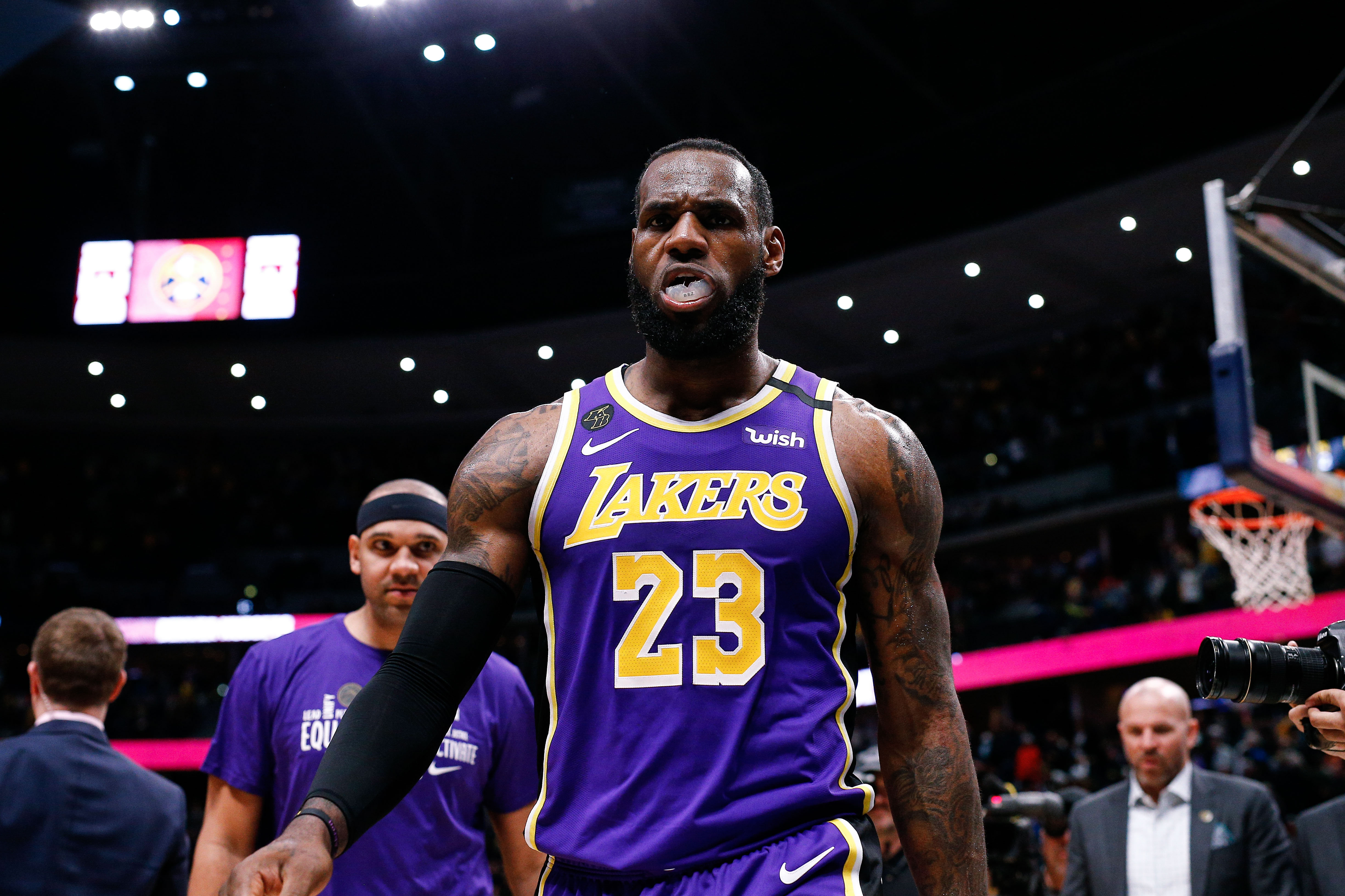 Tristan Thompson reveals LeBron James has 'worst f---ing diet ever'