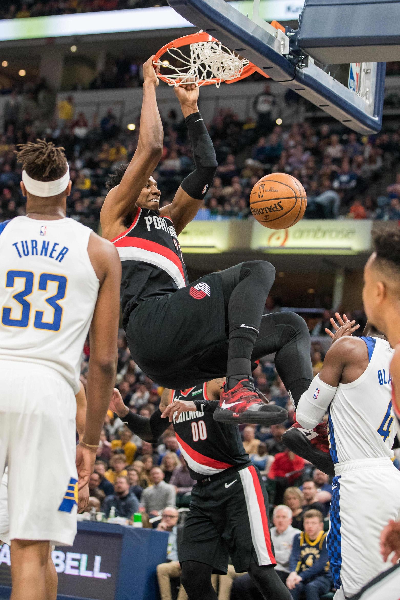 NBA Fantasy Stud of the Night: Hassan Whiteside