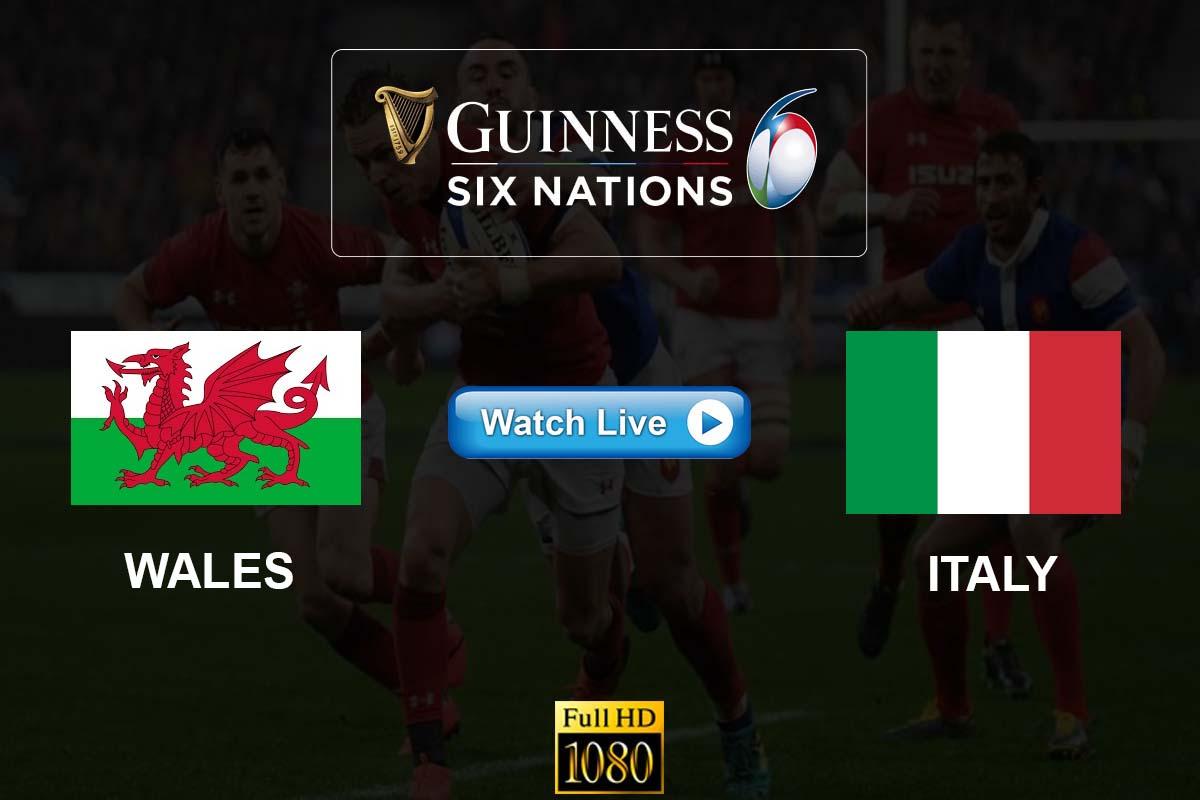 Wales vs Italy Live Streaming Reddit