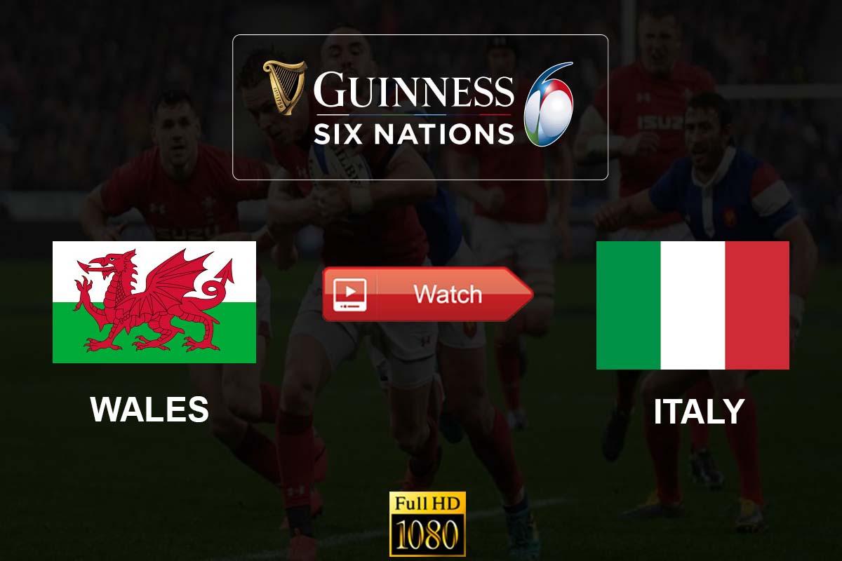 Wales vs Italy Live Stream Reddit