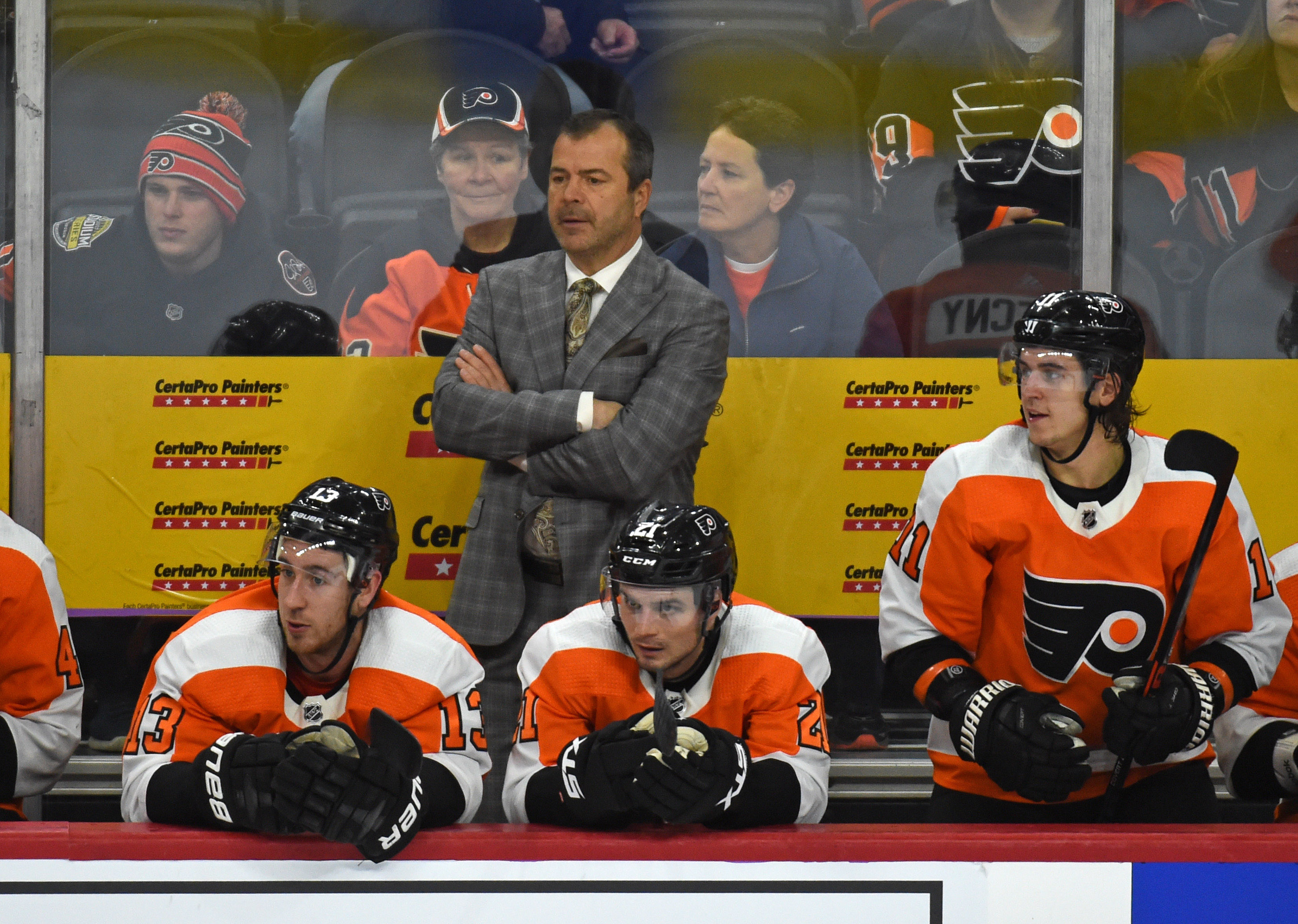 Alain Vigneault needs to receive Jack Adams Award consideration