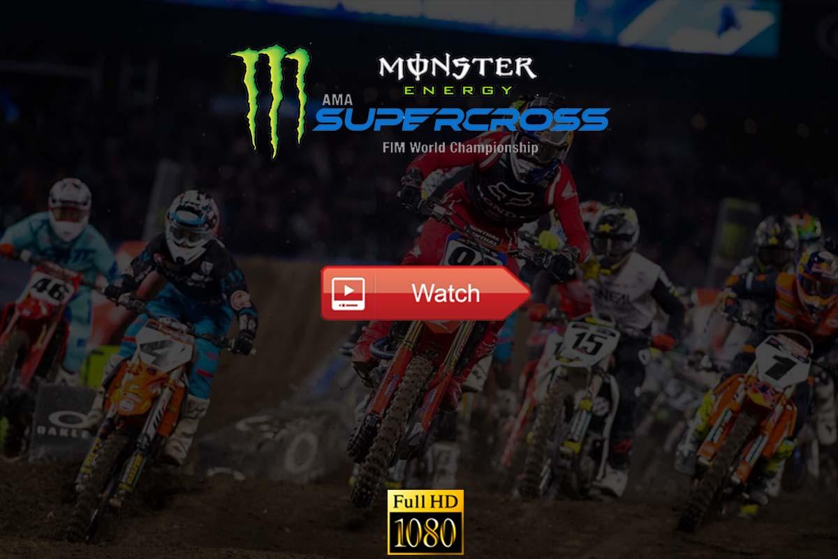AMA Supercross live stream Reddit