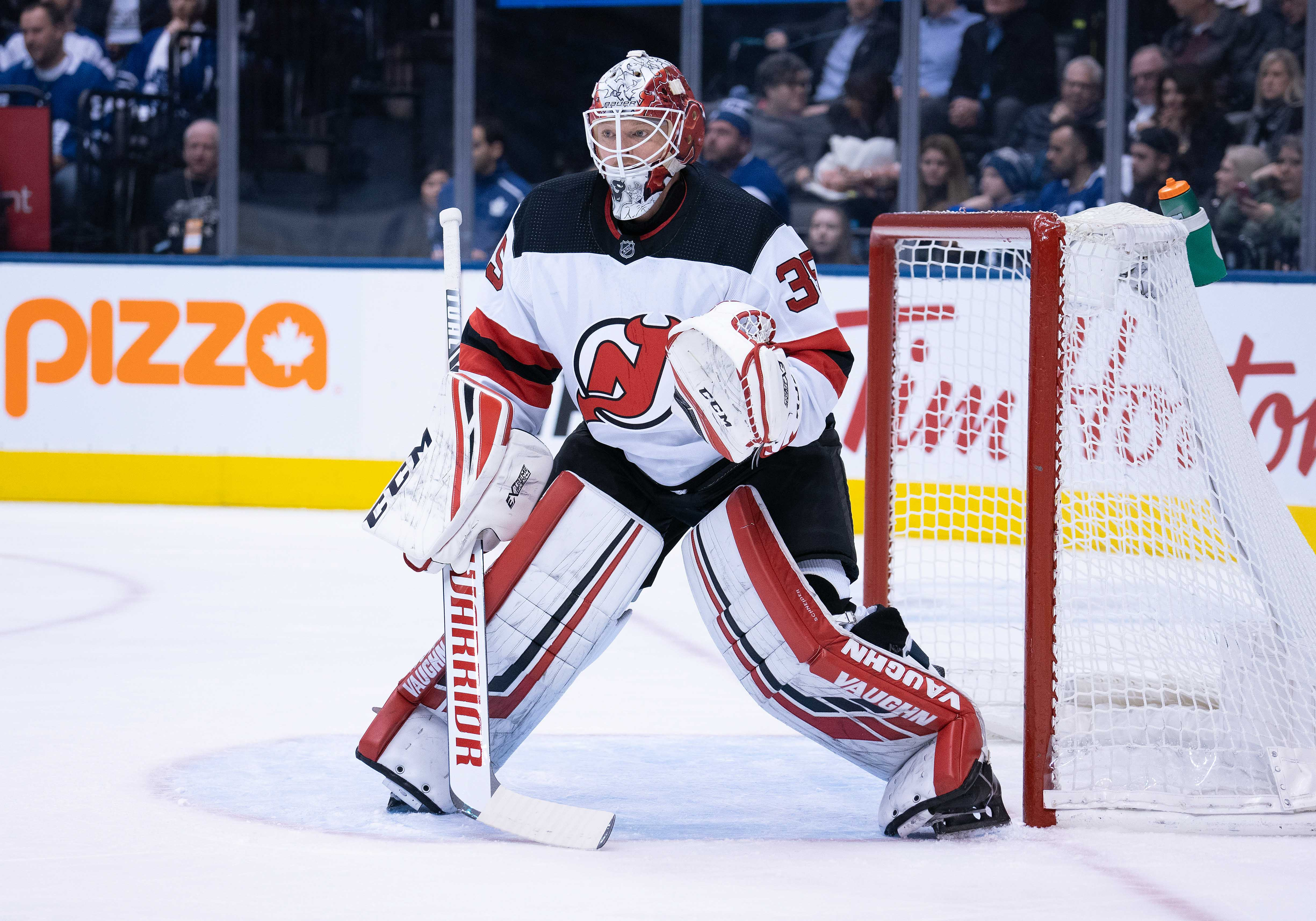 Cory Schneider picks up 26th NHL career shutout