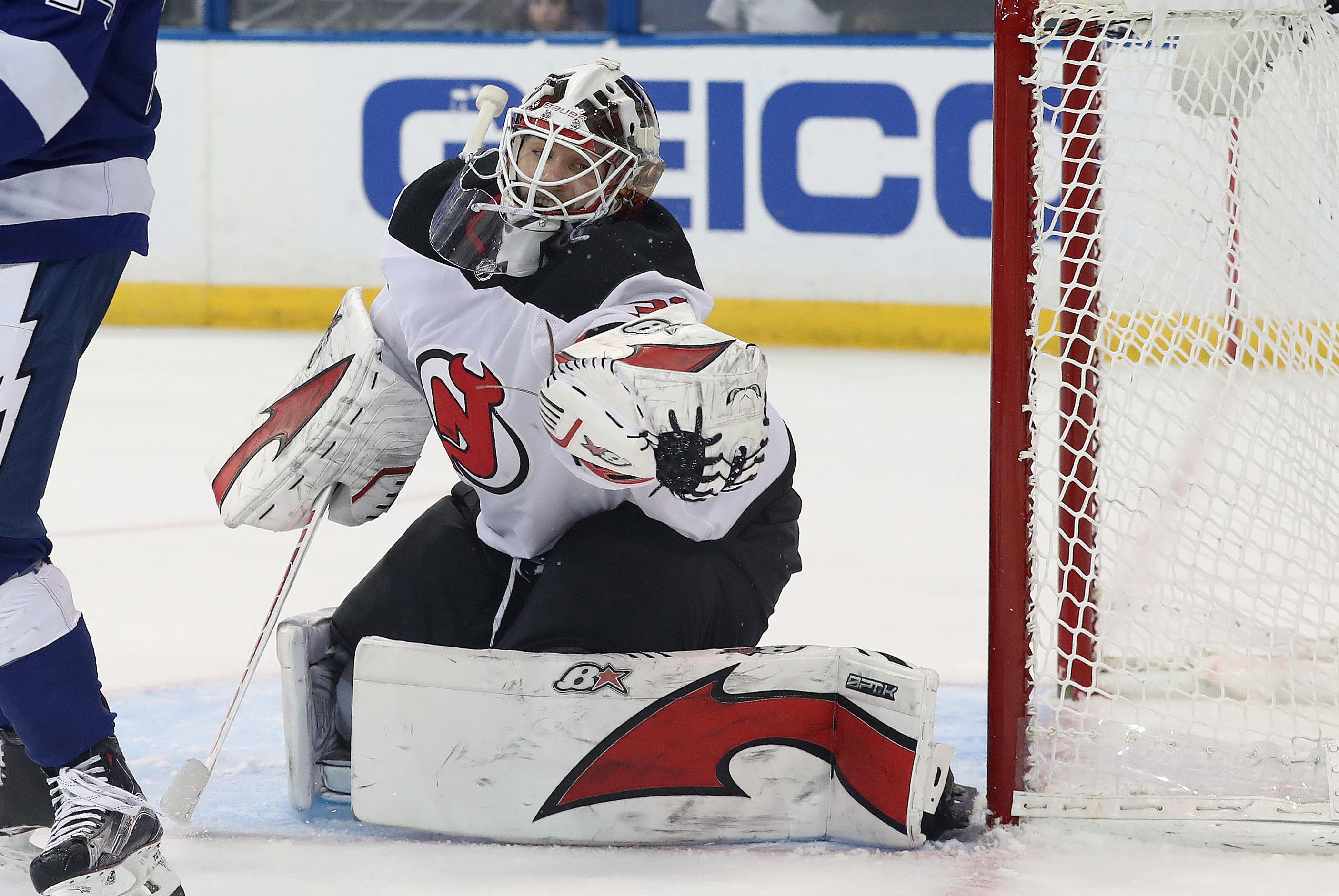 Former NHL goaltender Eddie Lack retires at age 32