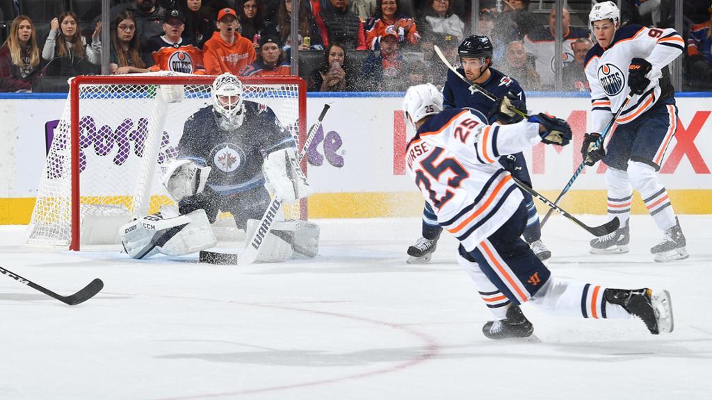Oilers Gameday: Vs. Jets
