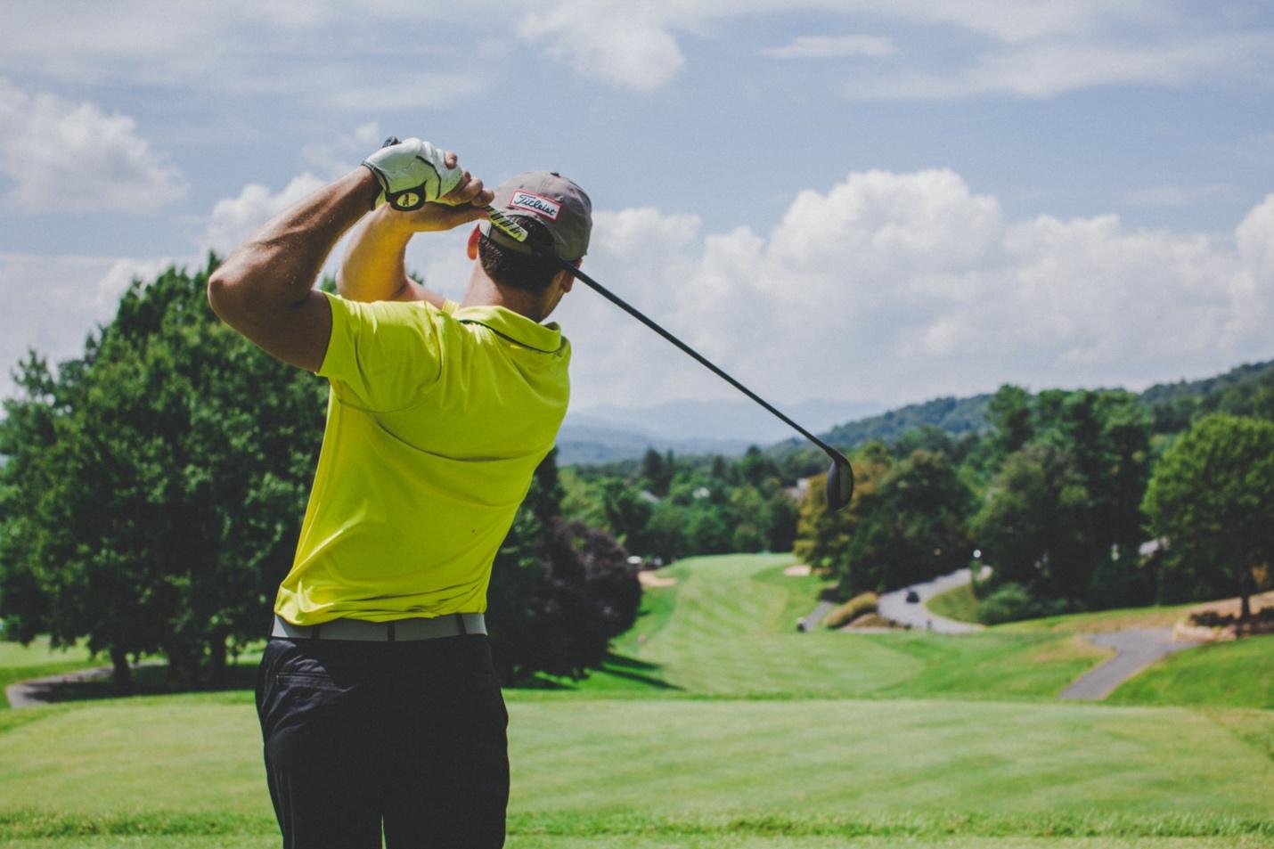 Sahm Adrangi Discusses the History of Golfing