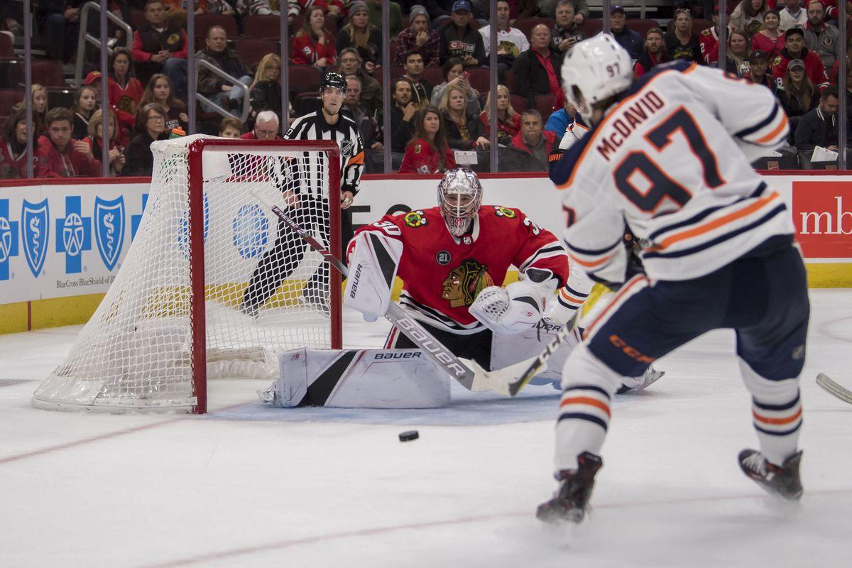 Oilers Gameday: @ Blackhawks