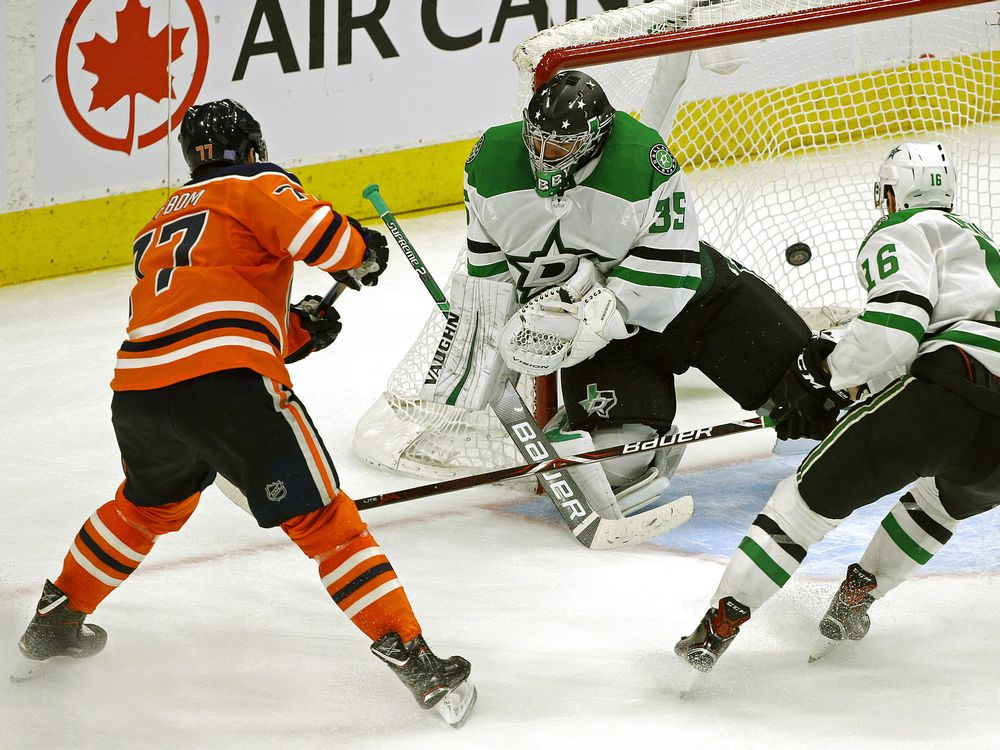 Oilers Gameday: @ Stars
