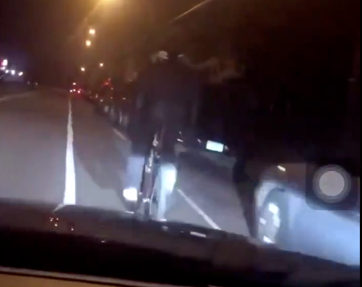 Dion Waiters ran over poor biker with car, then bragged about it on Instagram (Video)