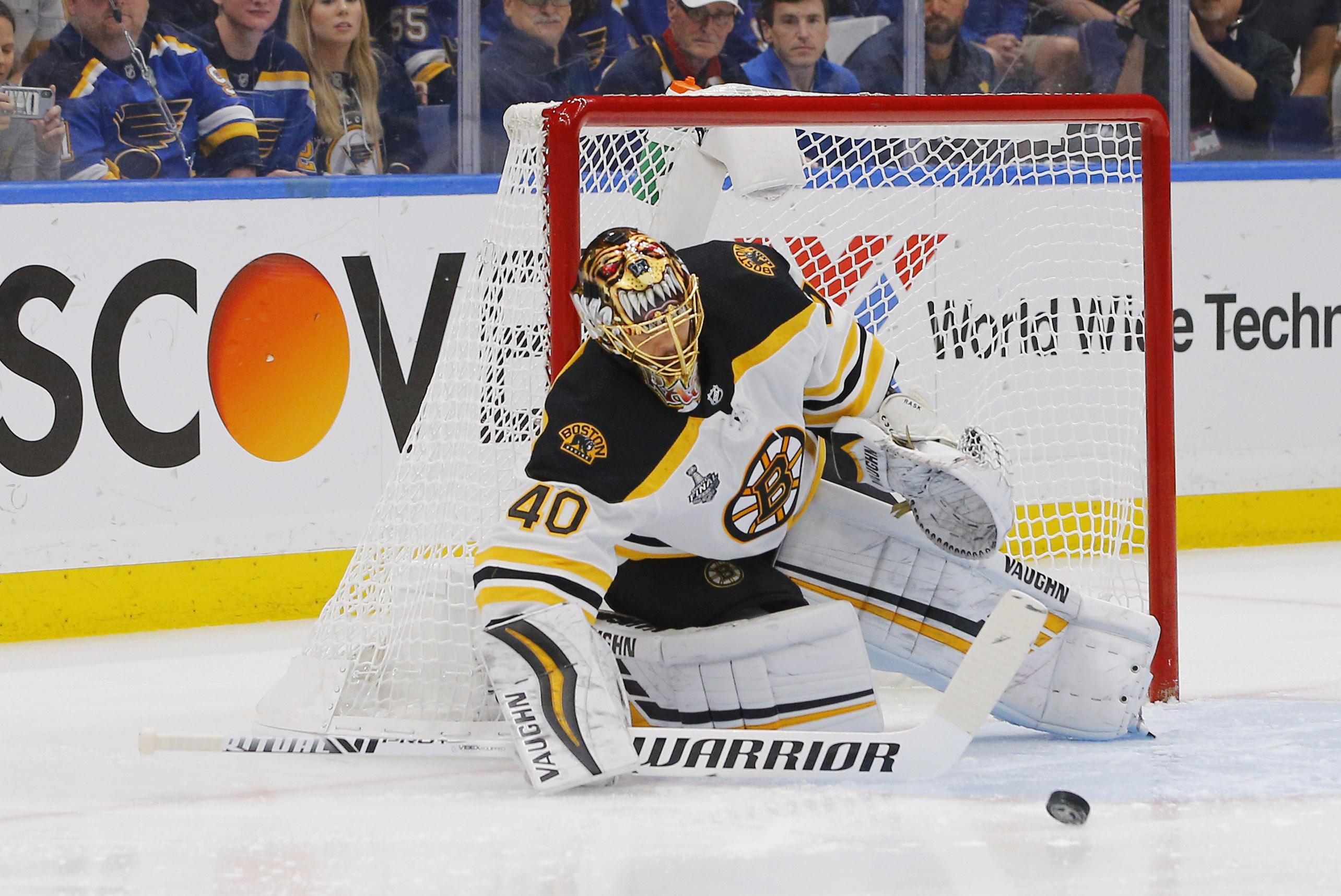 Tuukka Rask records 51st NHL shutout