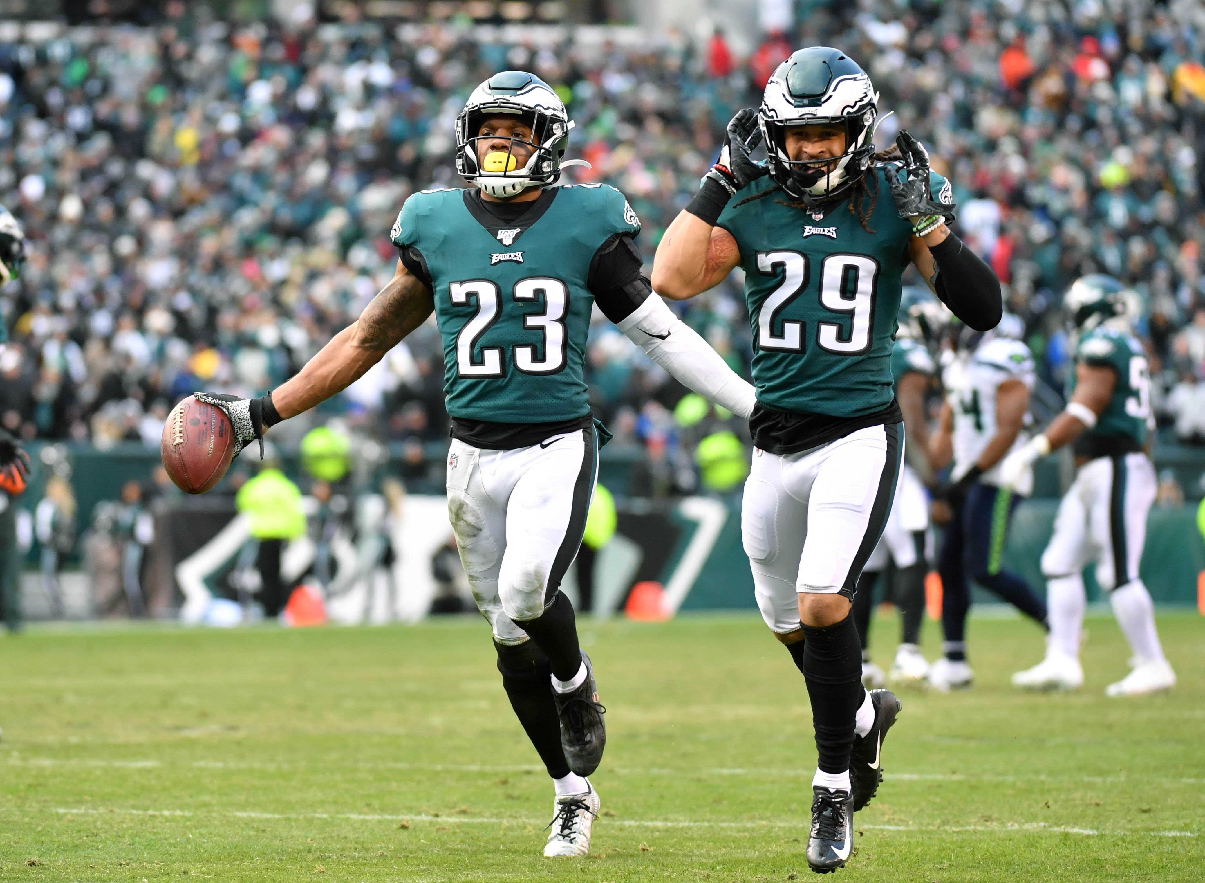 Report: Eagles re-sign Rodney McLeod to two-year deal